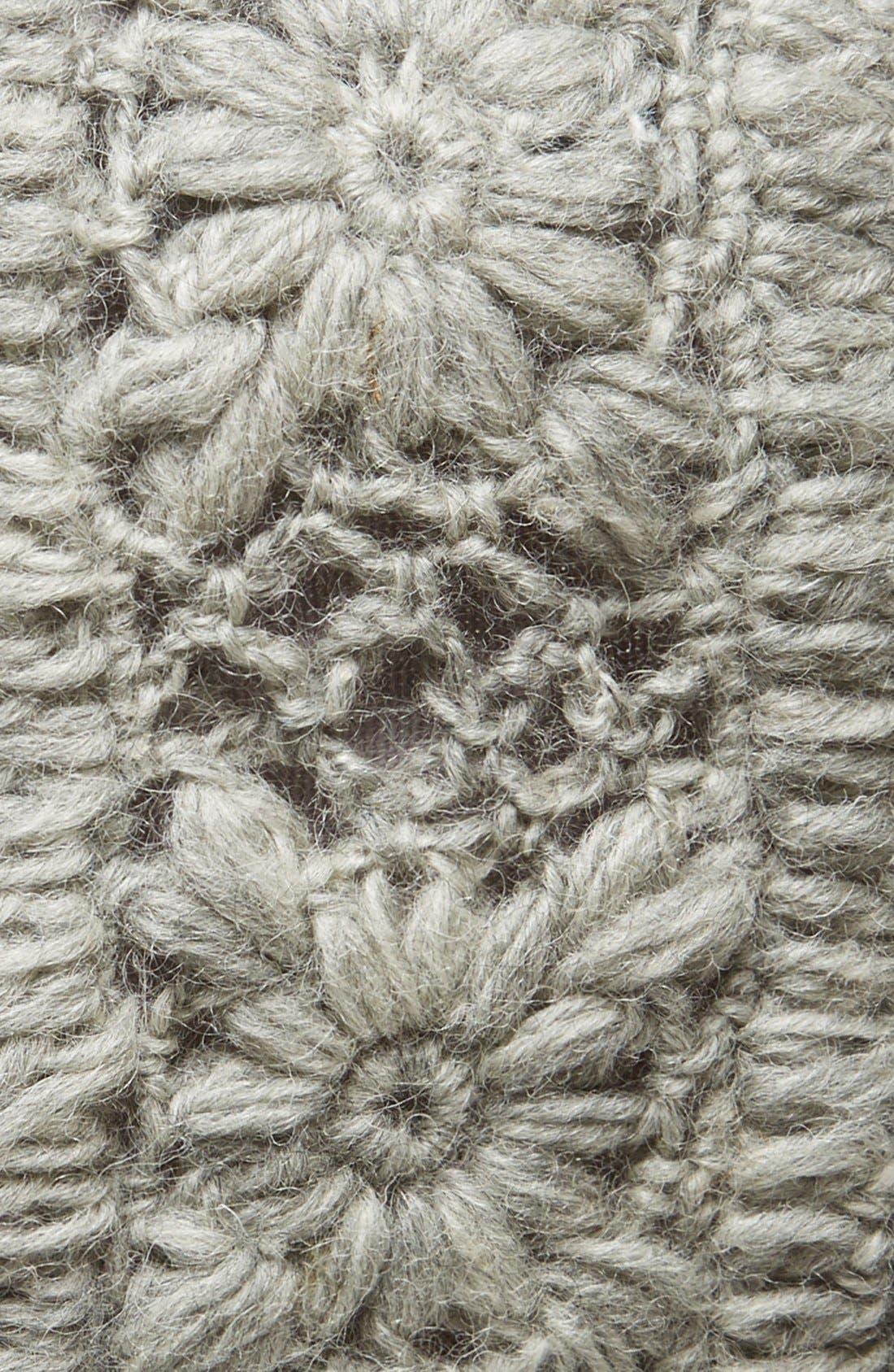 Crochet Ear Warmer Headband,                             Alternate thumbnail 15, color,