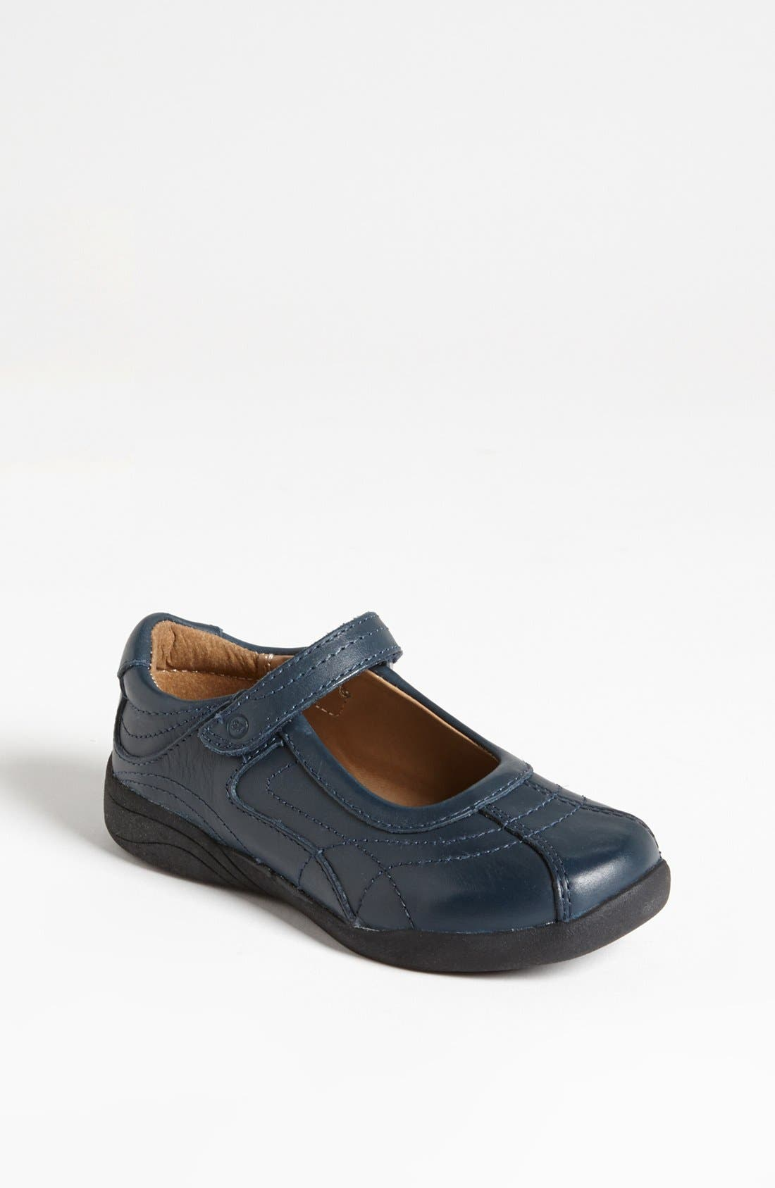 'Claire' Mary Jane,                         Main,                         color, NAVY