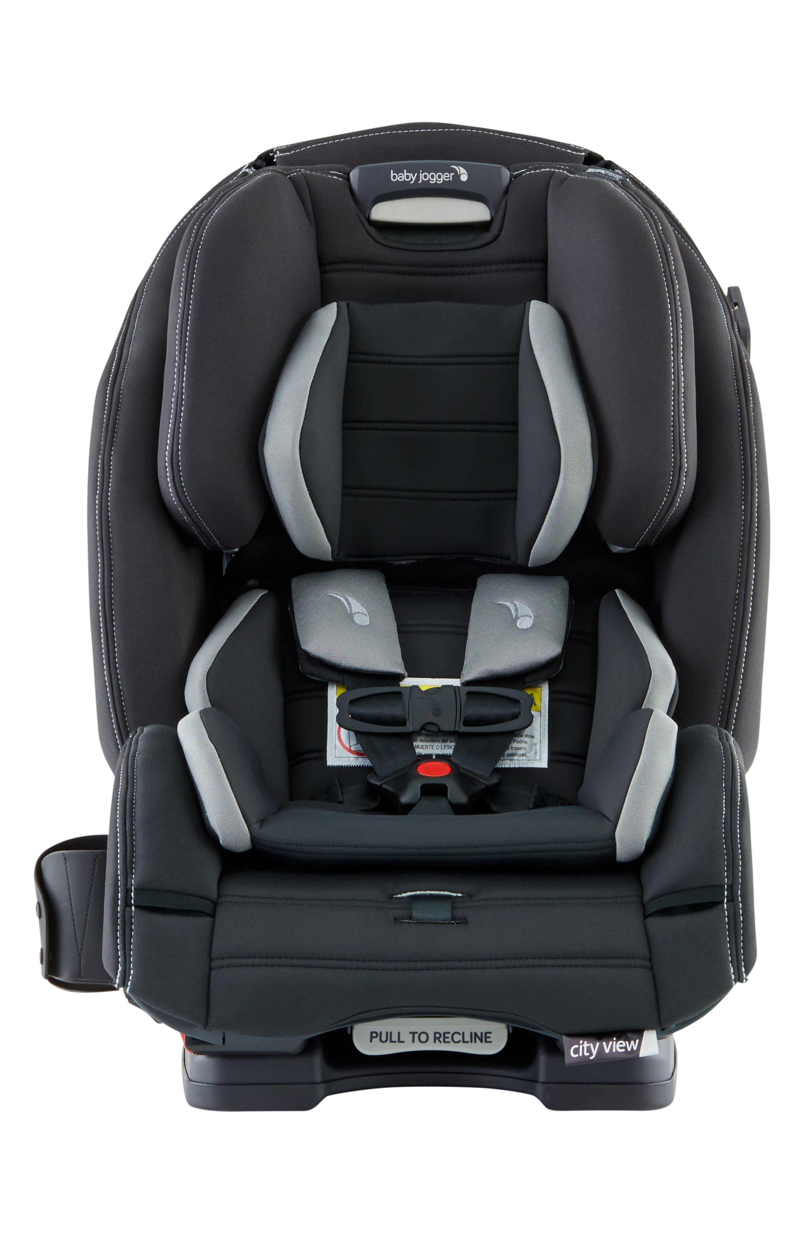 City View 2018 Convertible Car Seat,                         Main,                         color, BLACK/ MONUMENT
