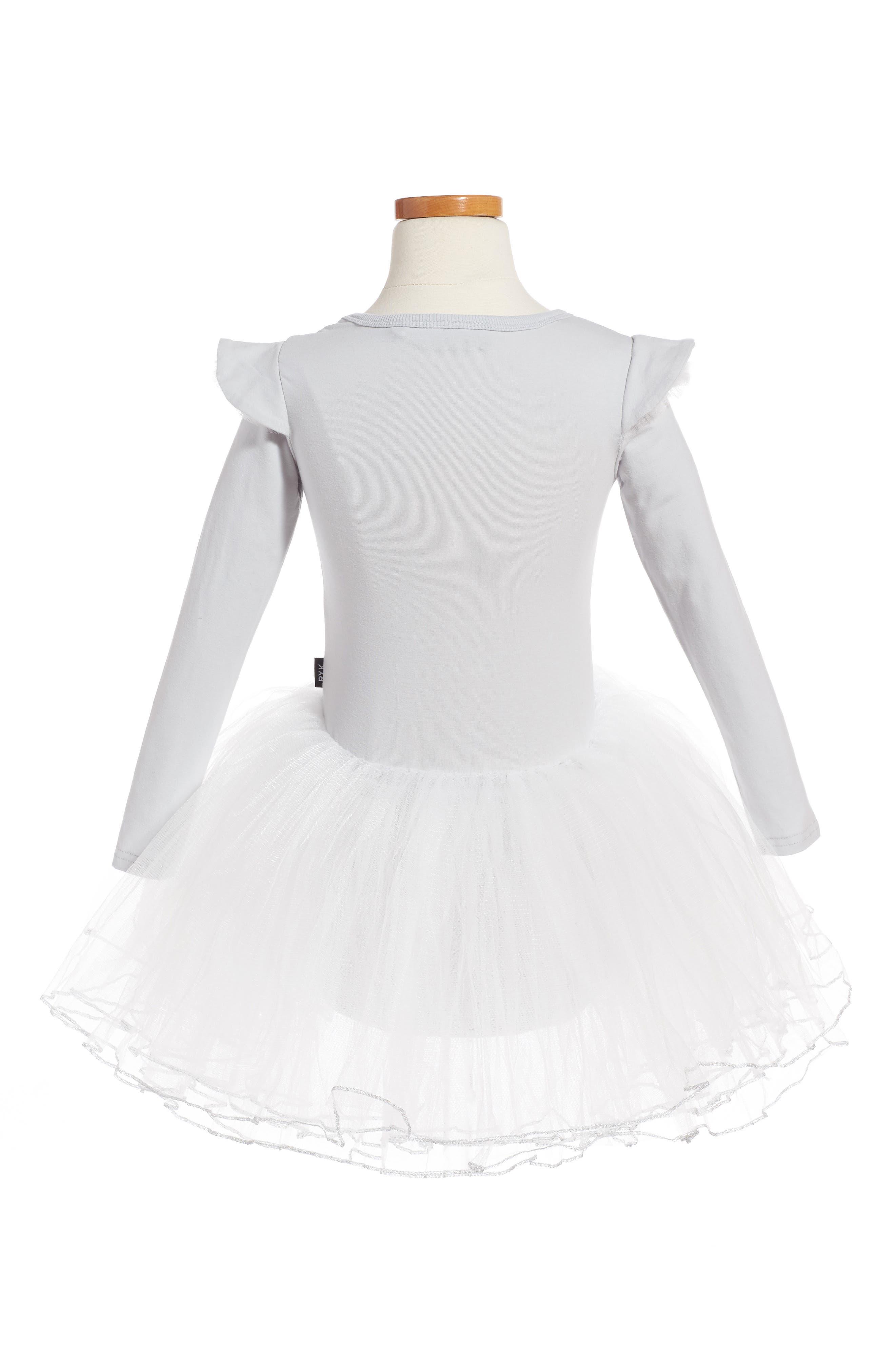 Pierrot Circus Dress,                             Alternate thumbnail 2, color,                             040