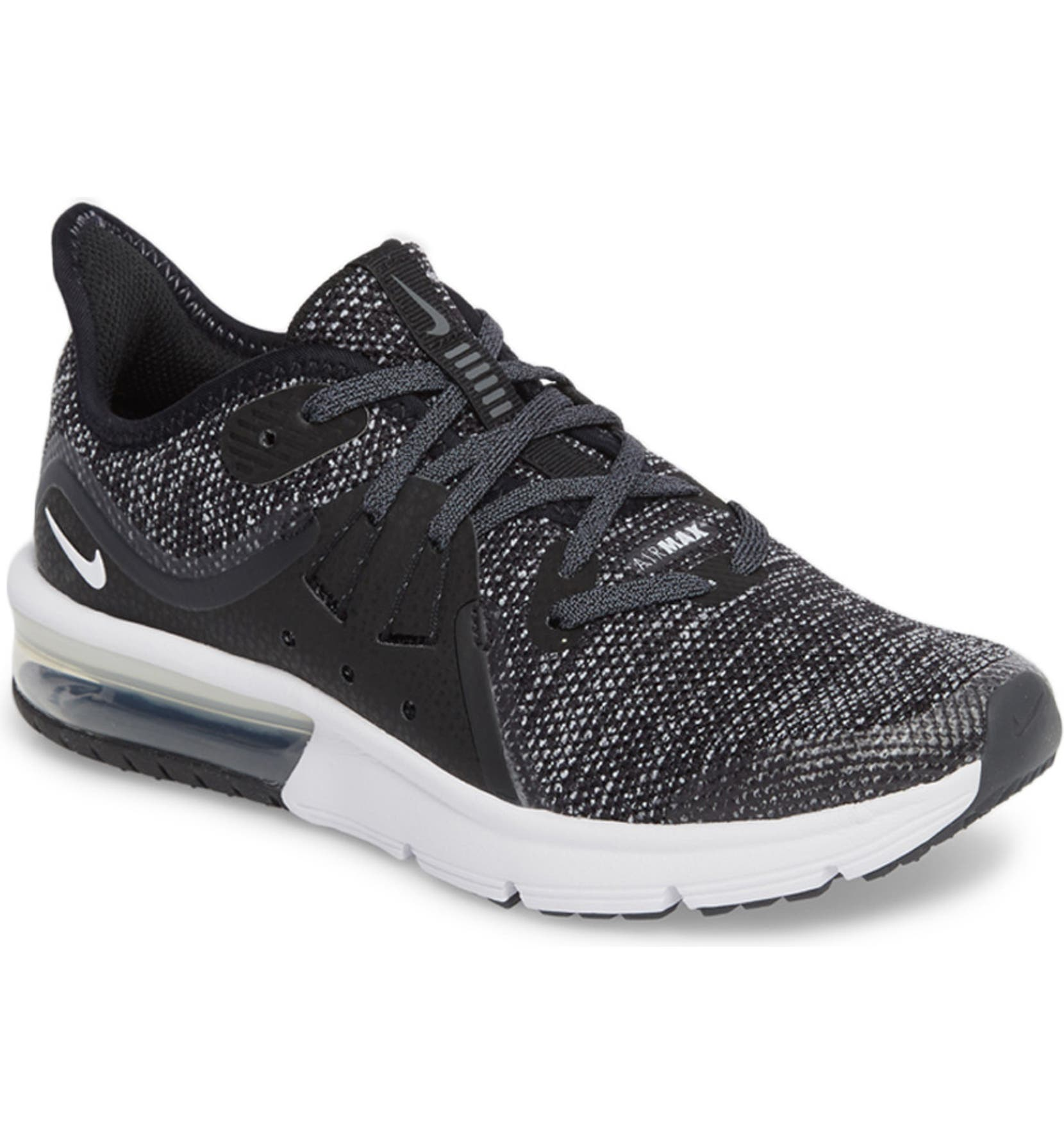b2db4bf6d31cca Nike Air Max Sequent 3 GS Running Shoe (Toddler