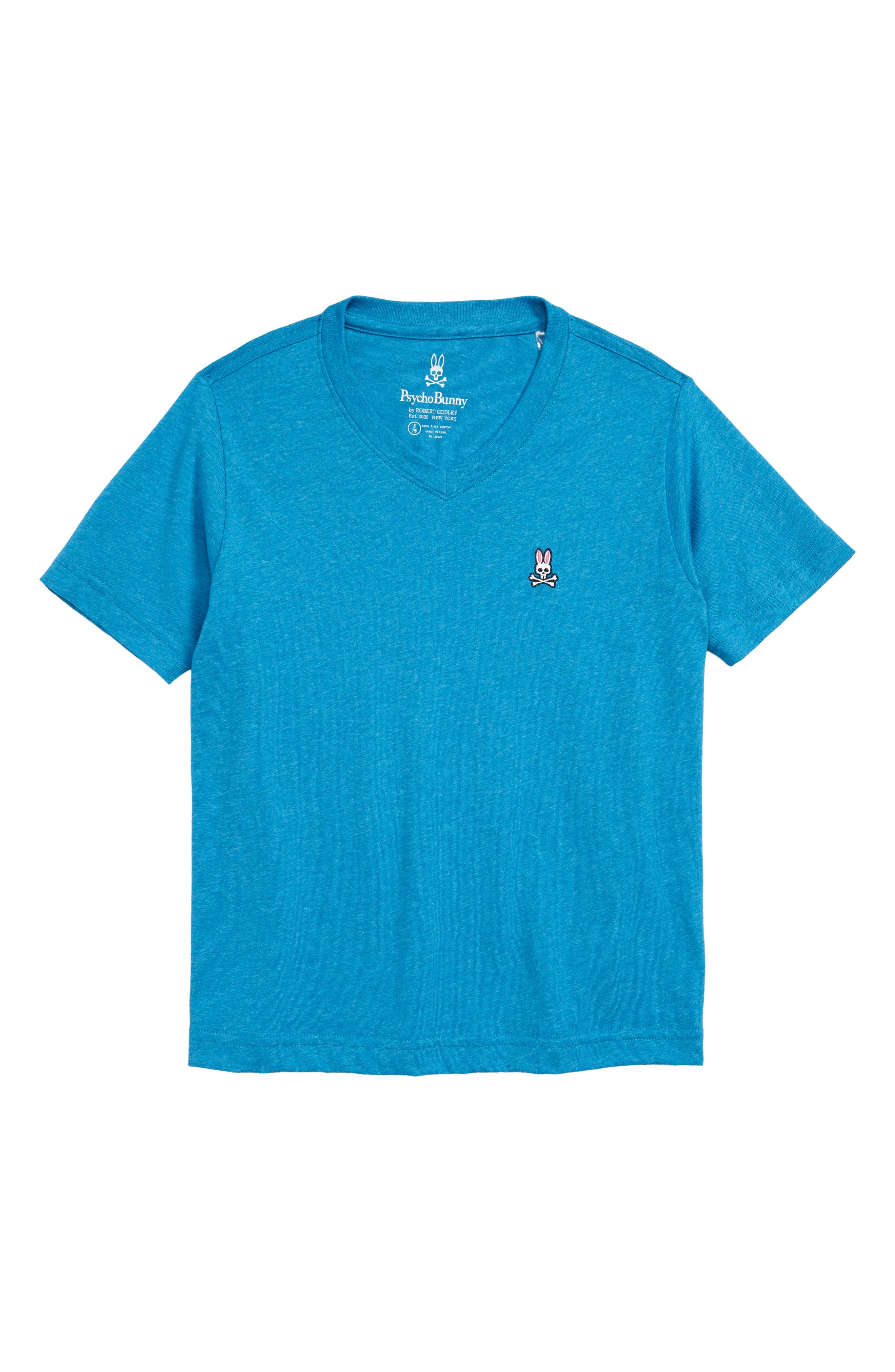 V-Neck T-Shirt,                             Main thumbnail 18, color,