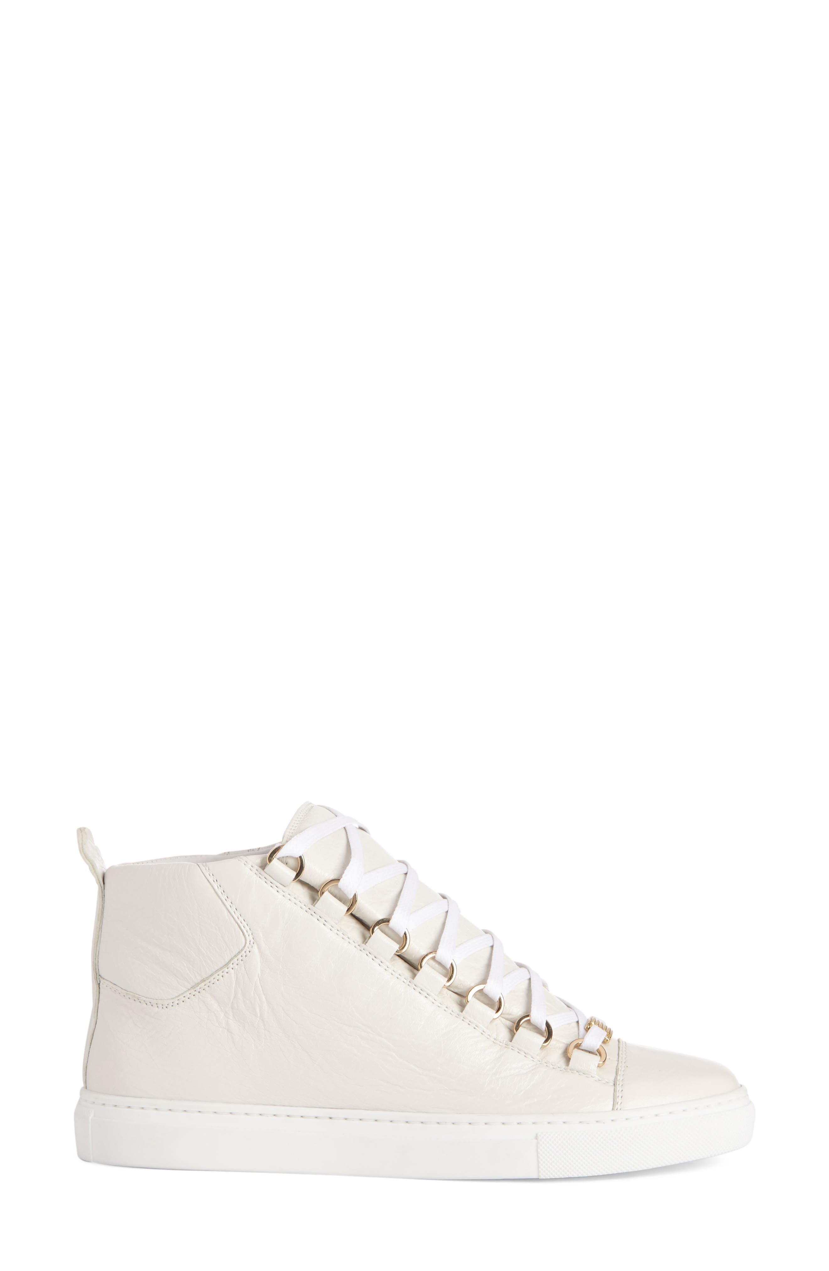 High Top Sneaker,                             Alternate thumbnail 18, color,