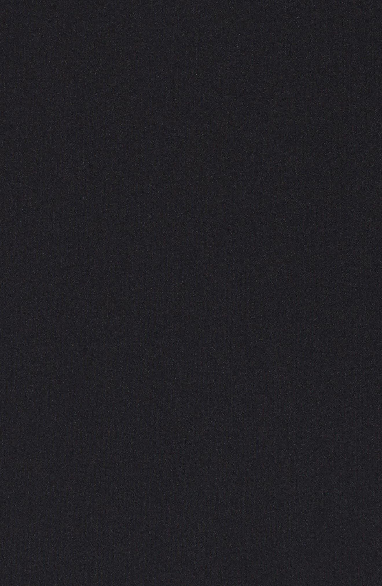 Tekno Pullover Hoodie,                             Alternate thumbnail 6, color,                             TNF BLACK
