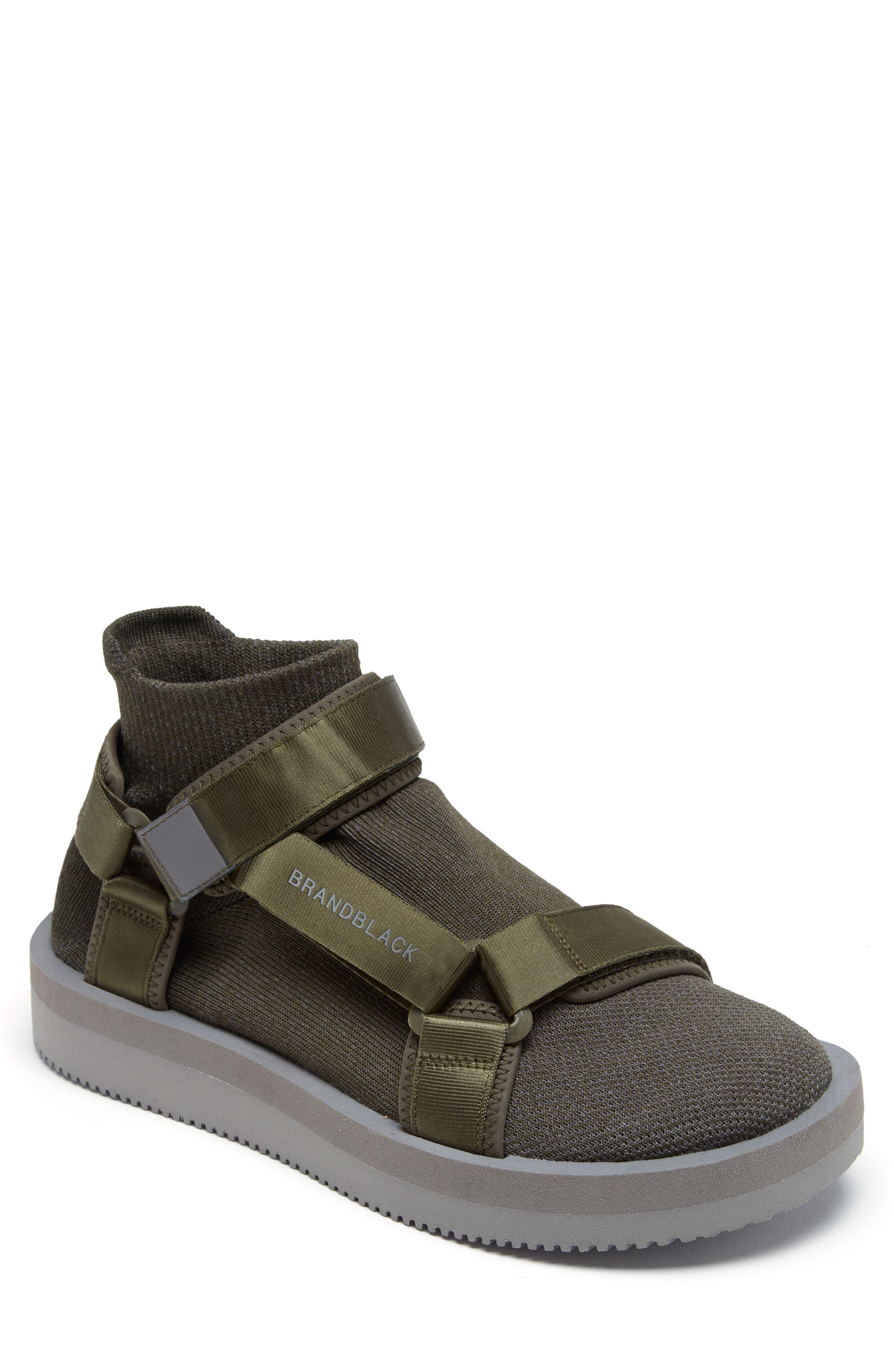 Tabi Sandal,                         Main,                         color, OLIVE/ GRAY
