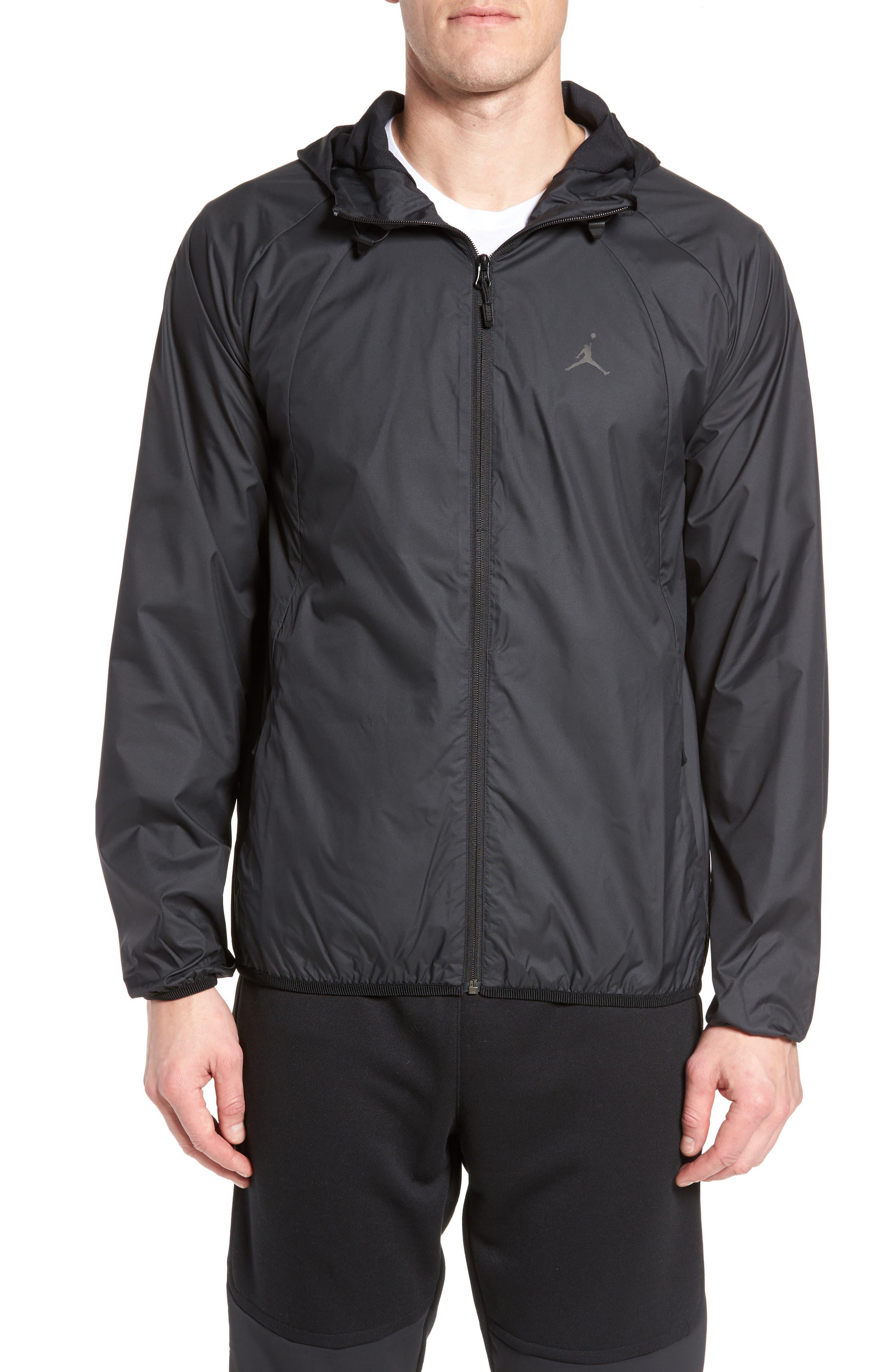 Sportswear Wings Windbreaker Jacket,                             Main thumbnail 1, color,                             010