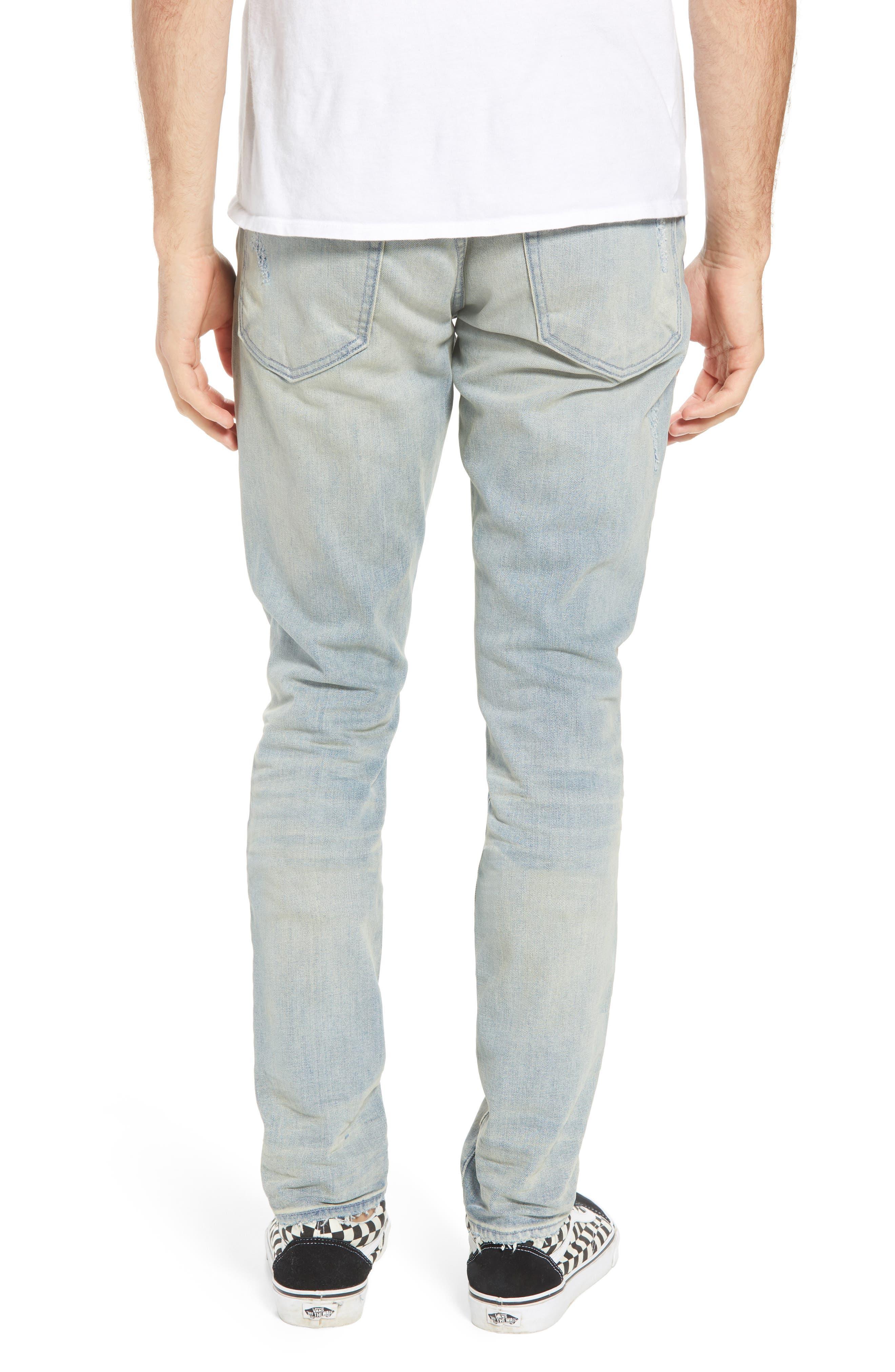 Windsor Slim Fit Jeans,                             Alternate thumbnail 2, color,                             LANGUID