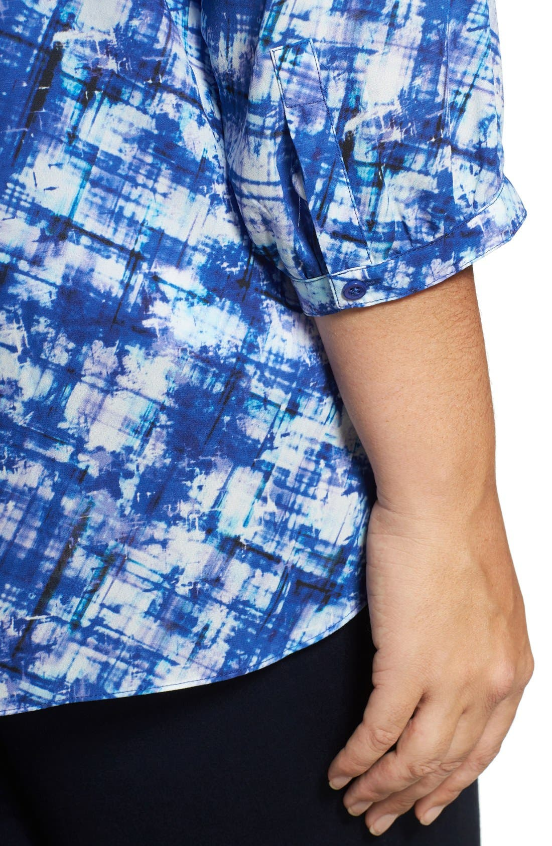 Henley Top,                             Alternate thumbnail 294, color,