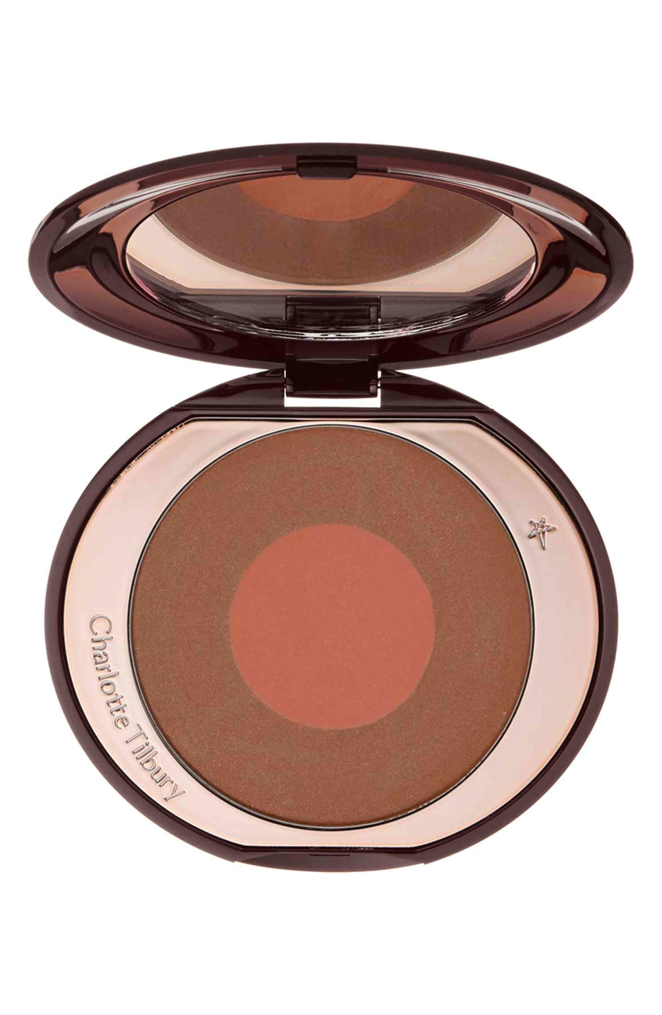 CHARLOTTE TILBURY Cheek to Chic Blush, Main, color, THE CLIMAX