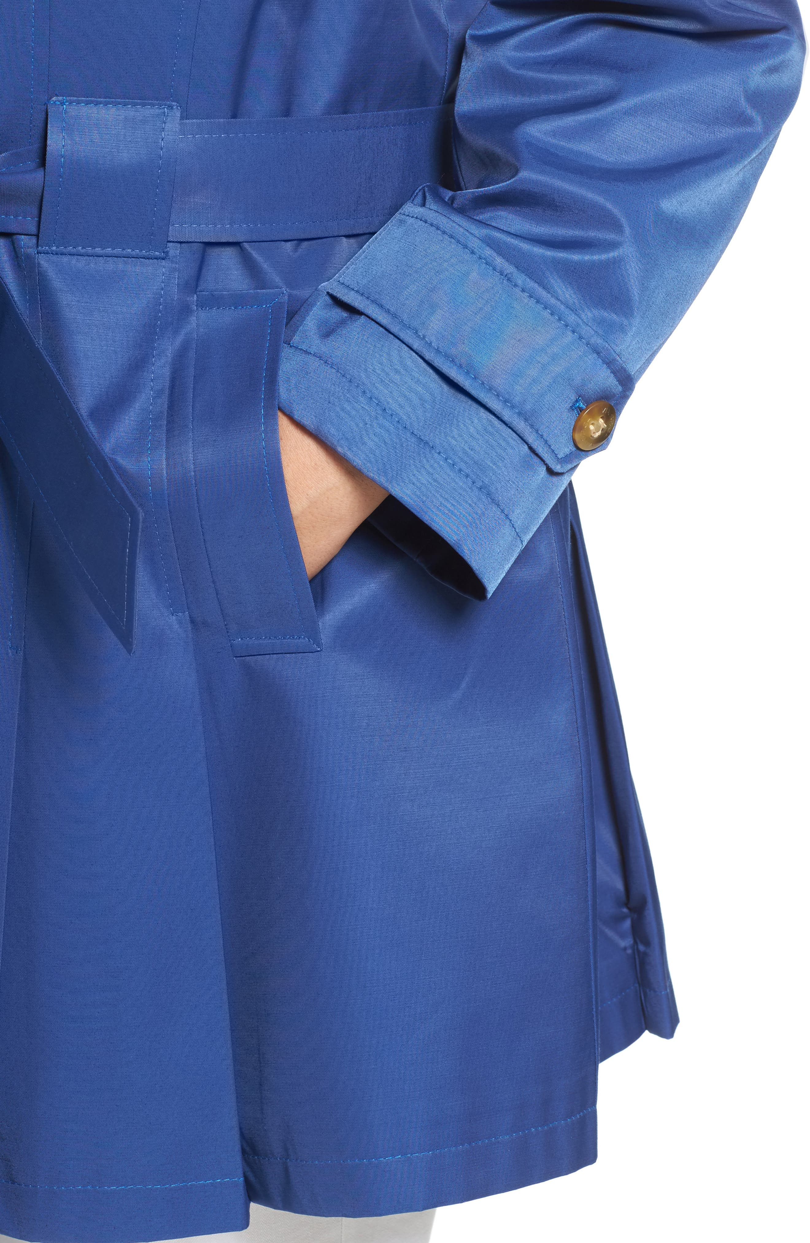 'Scarpa' Single Breasted Trench Coat,                             Alternate thumbnail 22, color,