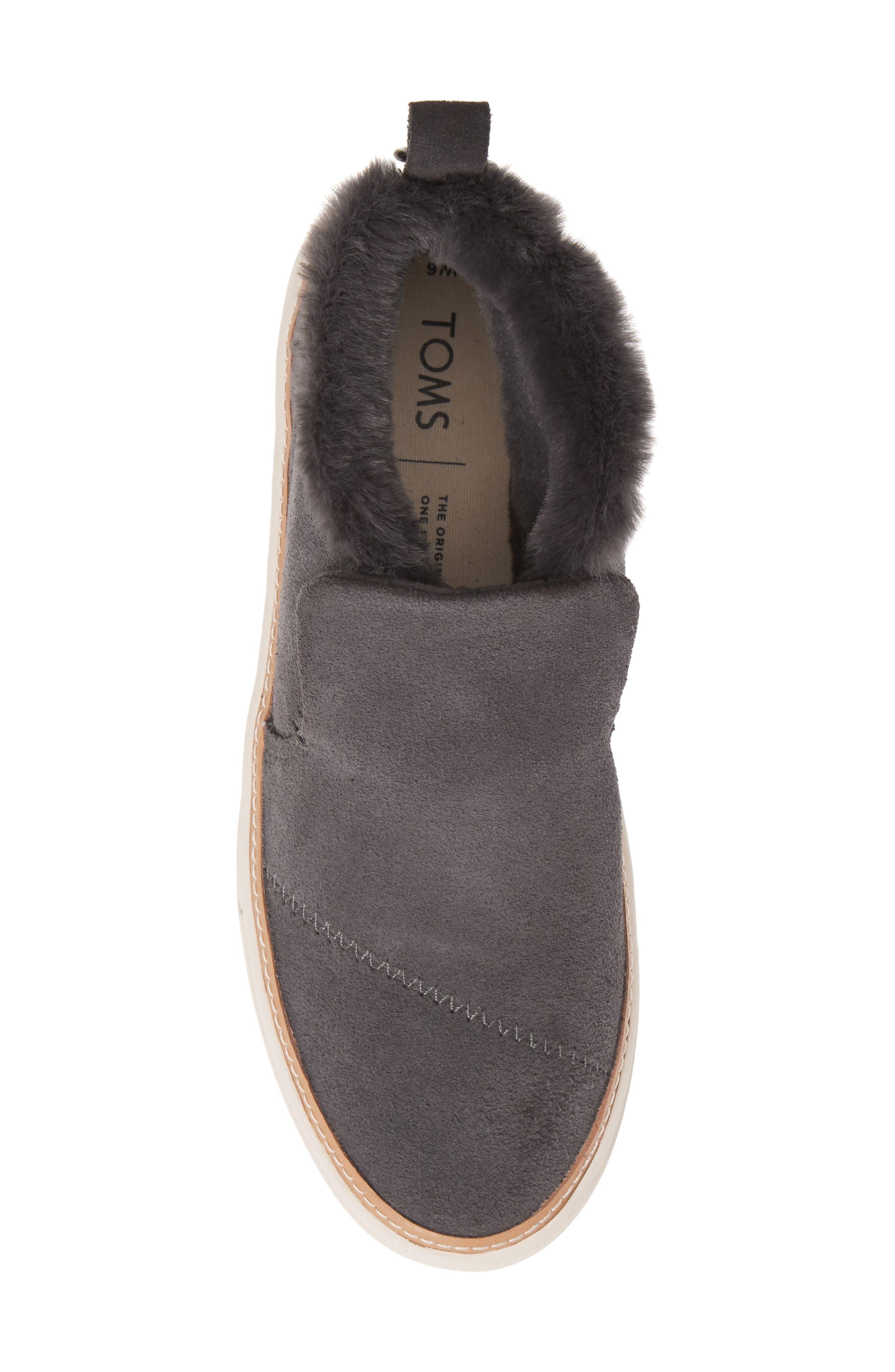 Paxton Slip-On Chukka Sneaker,                             Alternate thumbnail 5, color,                             020