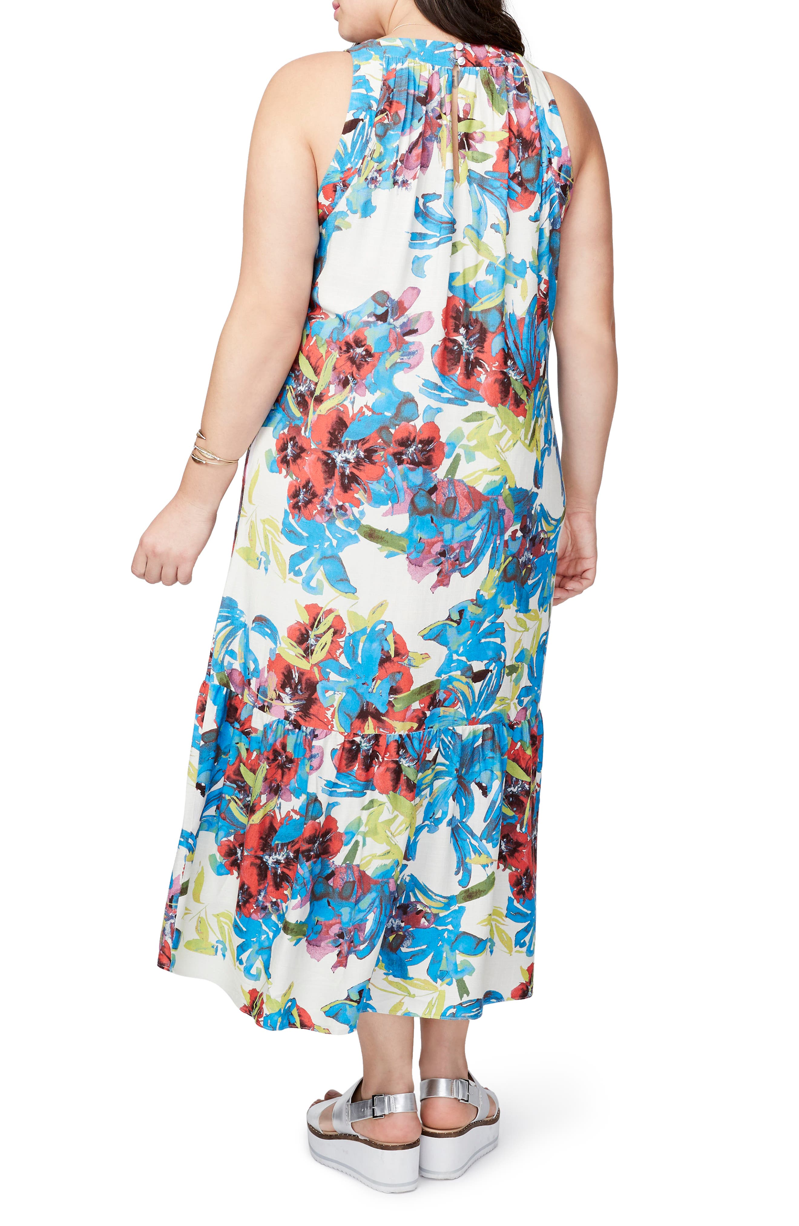 High/Low Dress,                             Alternate thumbnail 2, color,                             197