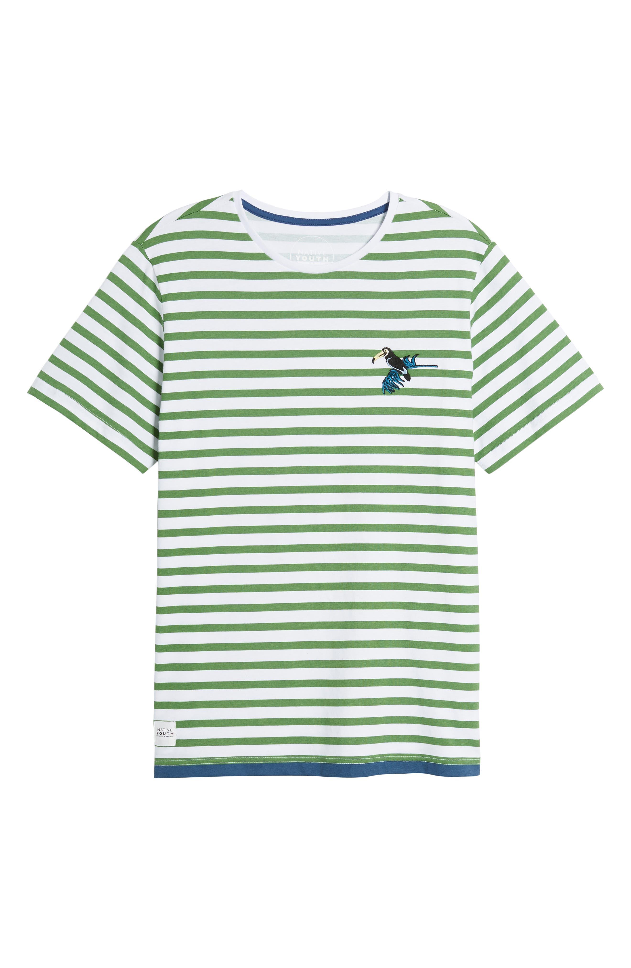 Abalone T-Shirt,                             Alternate thumbnail 6, color,                             300