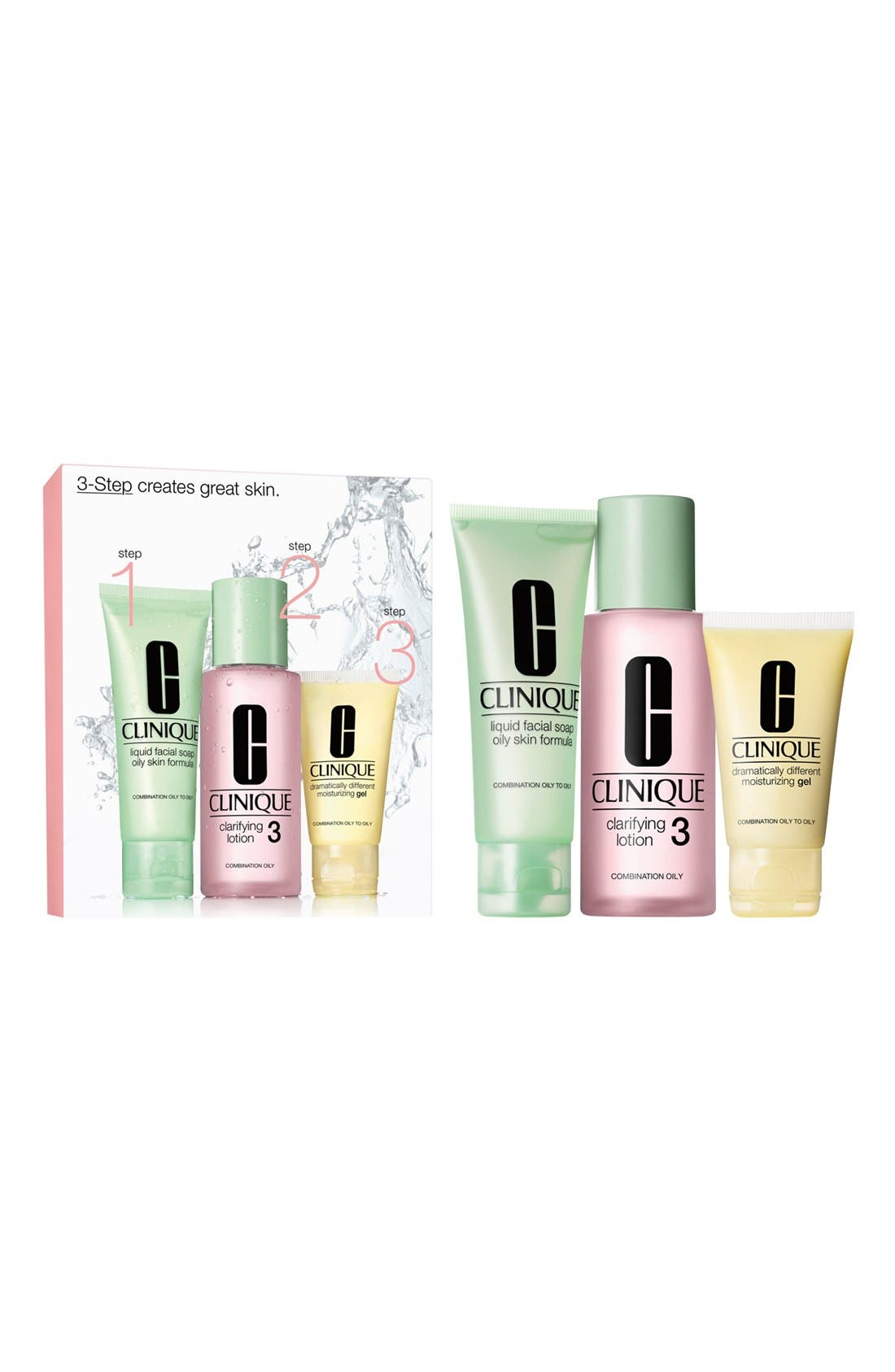 3-Step Skincare Introduction Kit for Combination Oily to Oily Skin,                             Alternate thumbnail 4, color,
