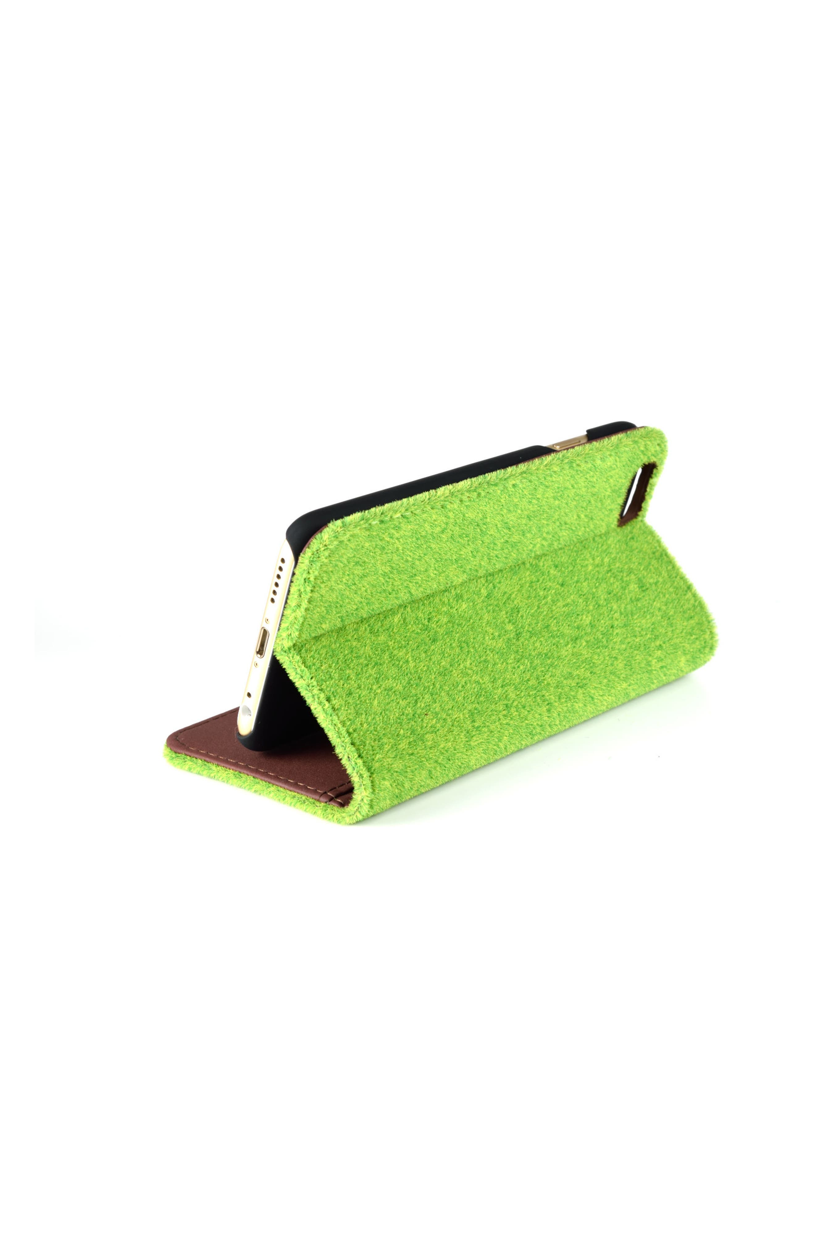Portable Yoyogi Park iPhone 7 & iPhone 7 Plus Flip Cover Case,                             Alternate thumbnail 4, color,                             301