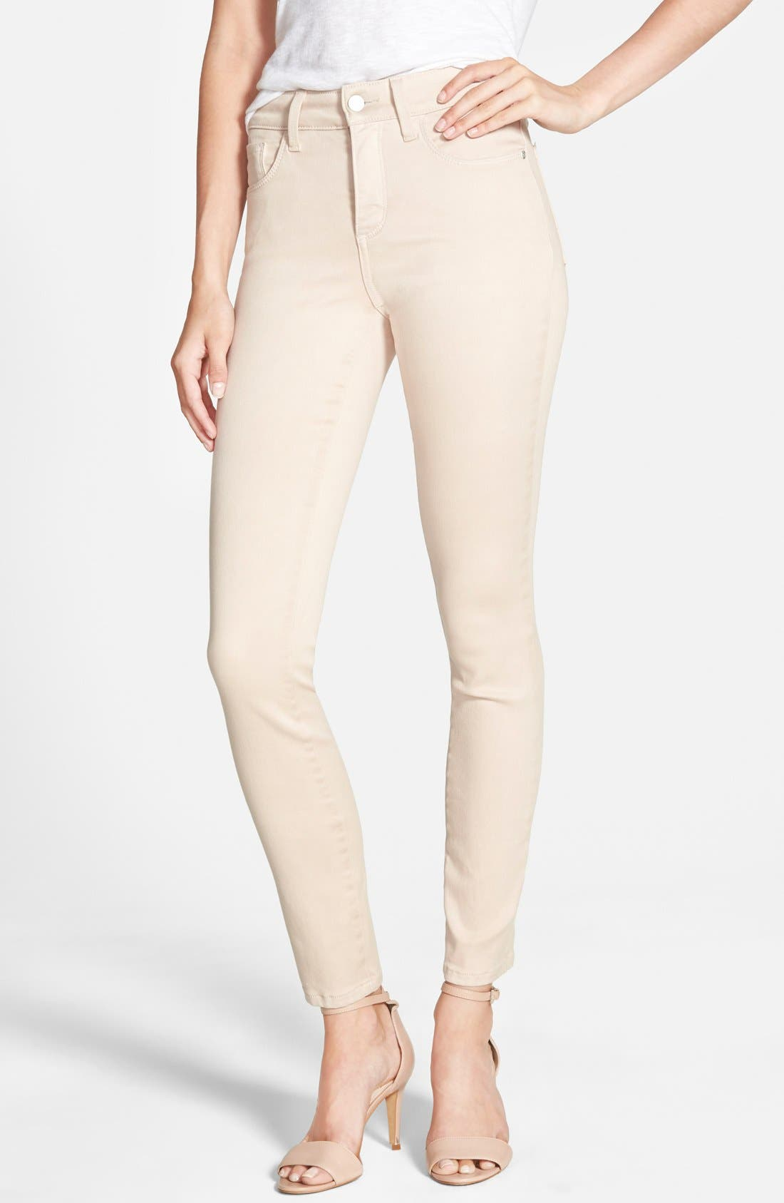 Alina Colored Stretch Skinny Jeans,                             Main thumbnail 19, color,
