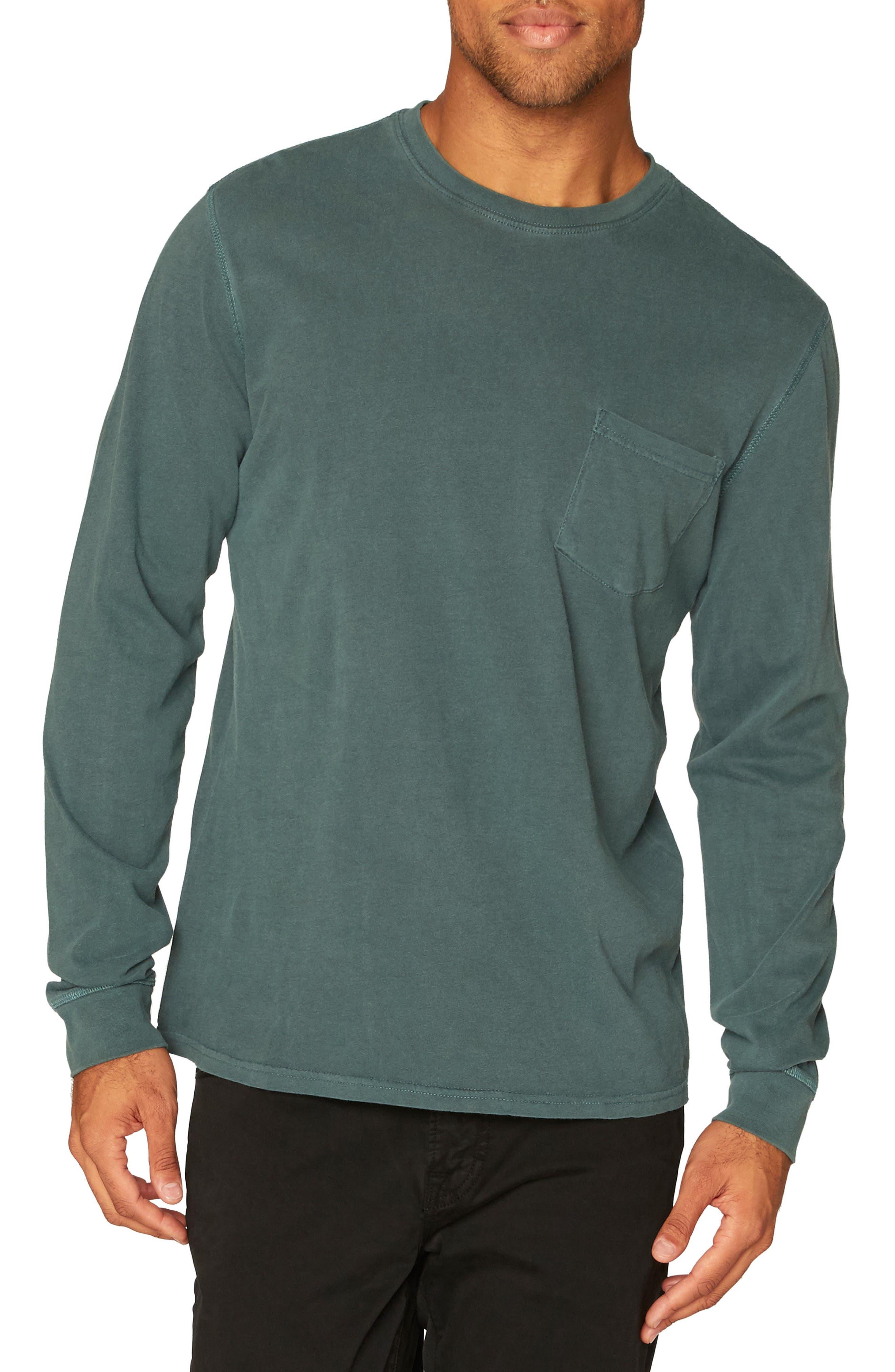 Standard Crew T-Shirt,                             Main thumbnail 2, color,