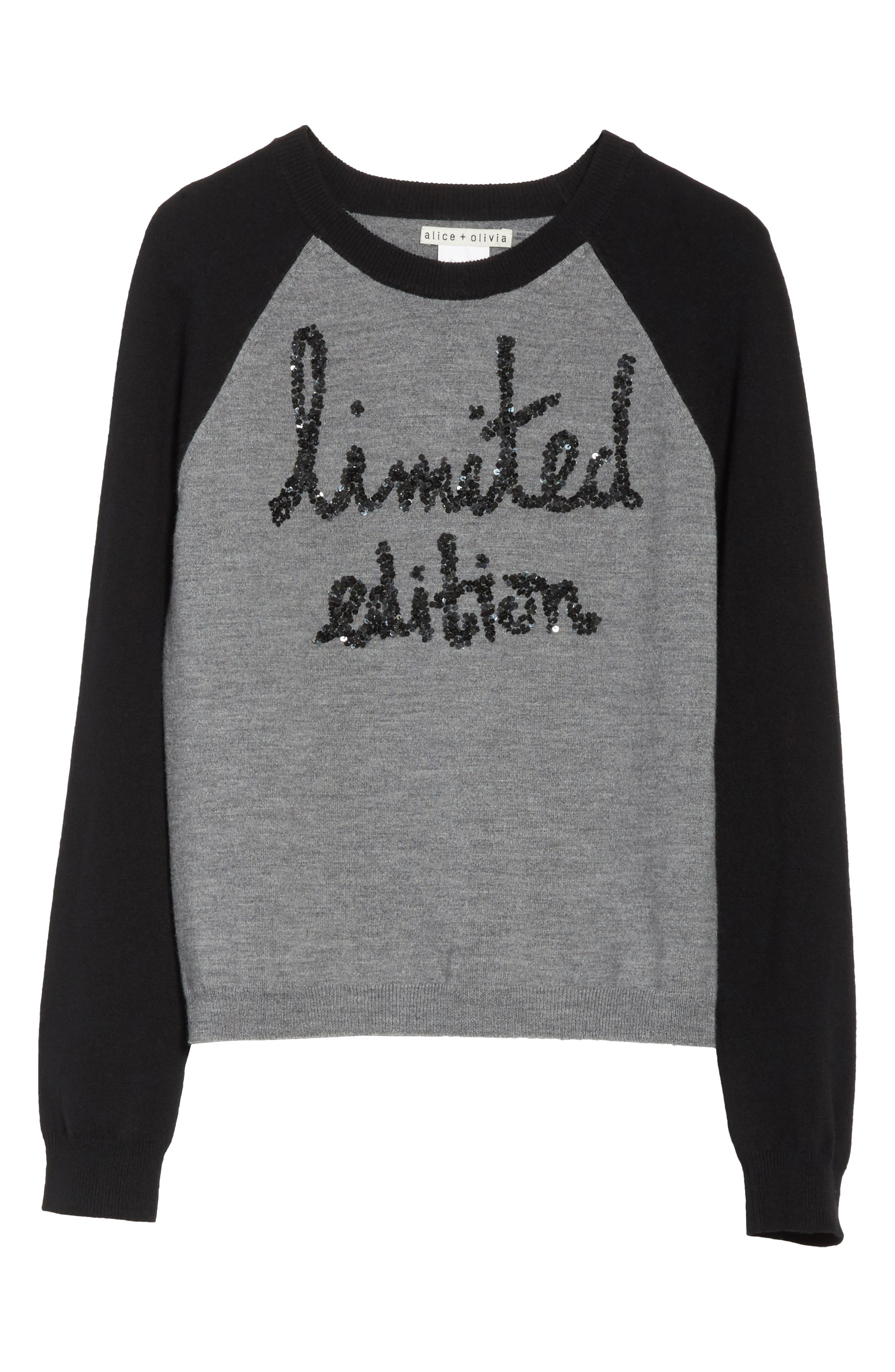 Gretta Limited Edition Pullover,                             Alternate thumbnail 6, color,                             007