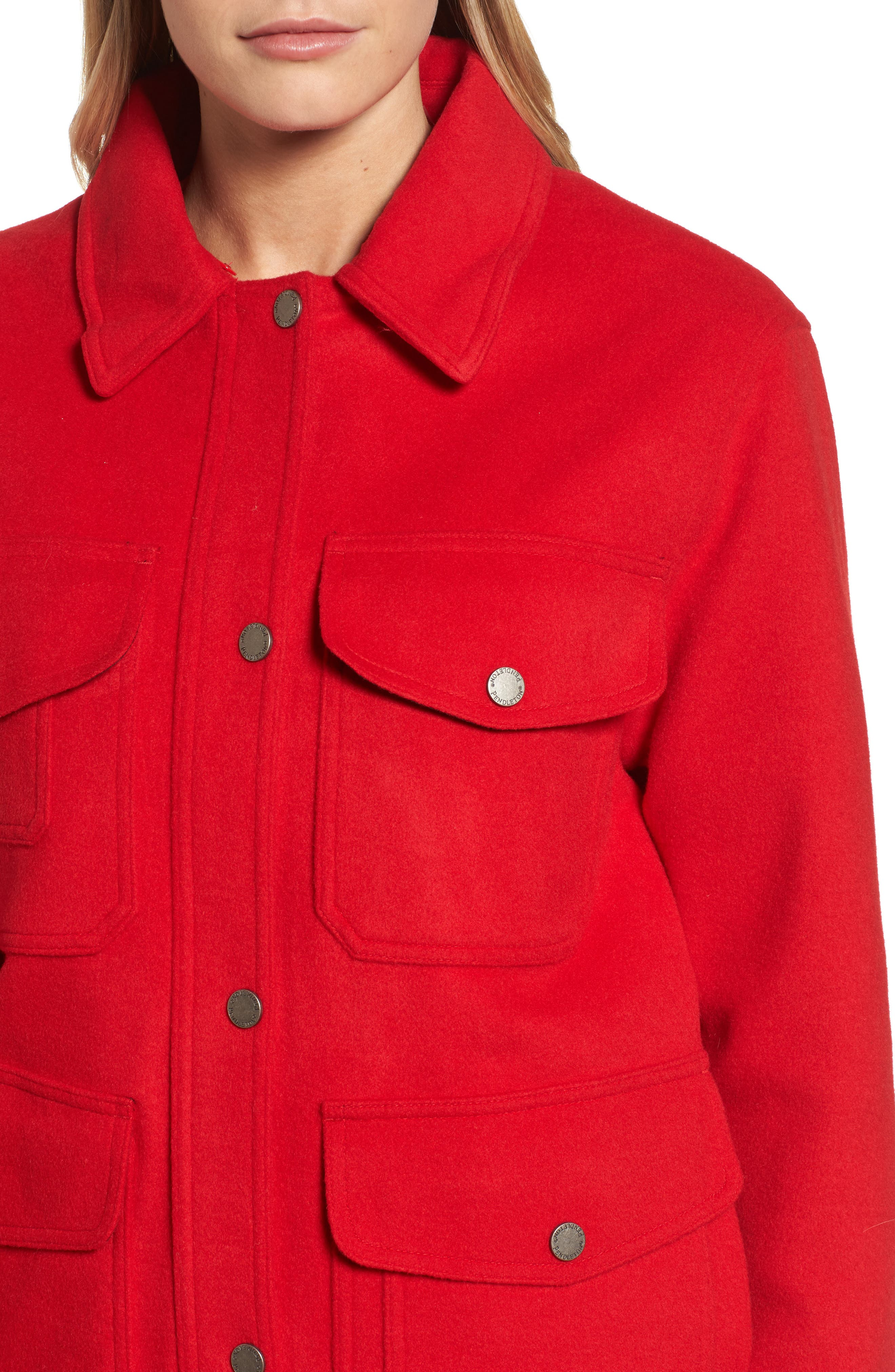 Manchester Waterproof Field Coat,                             Alternate thumbnail 8, color,