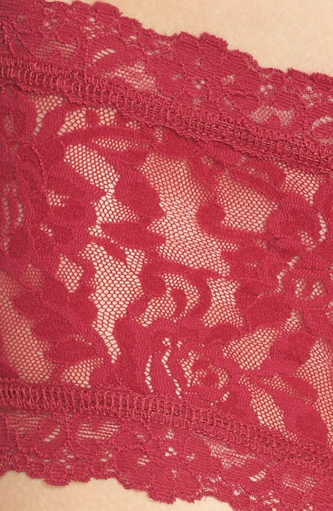 'Signature Lace' Boyshorts,                             Alternate thumbnail 233, color,