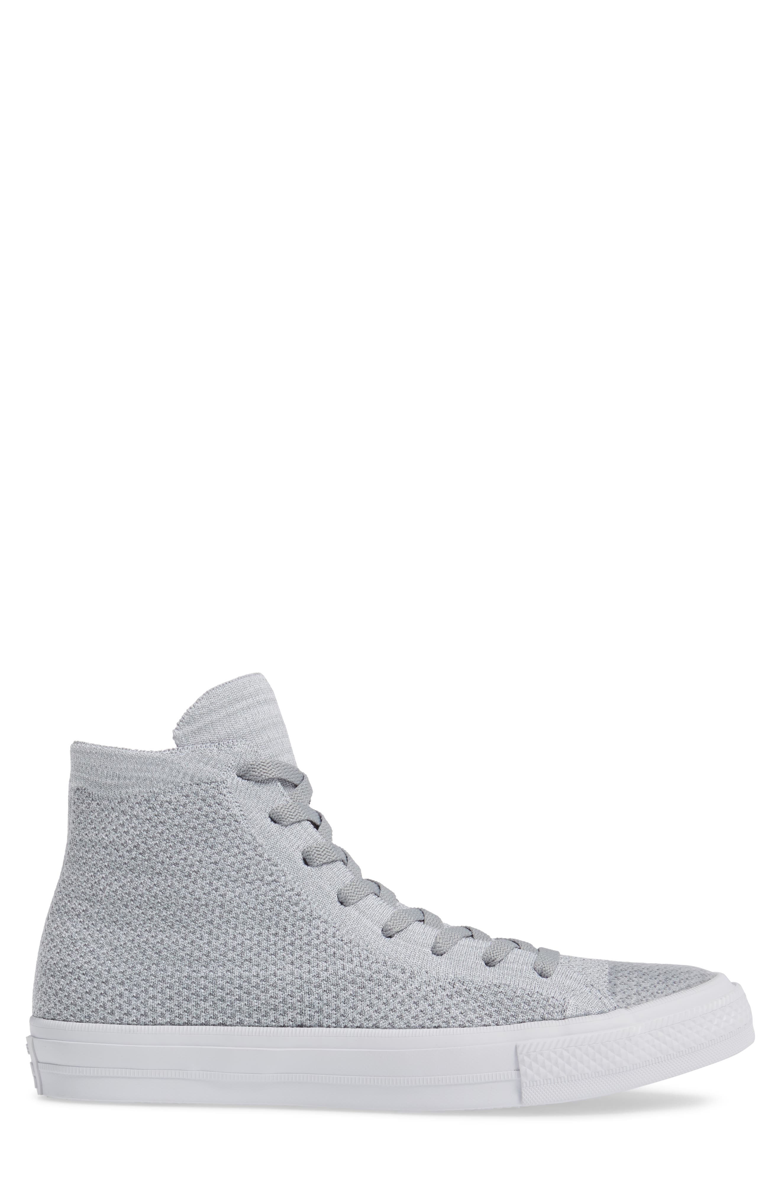 Chuck Taylor<sup>®</sup> All Star<sup>®</sup> Flyknit Hi Sneaker,                             Alternate thumbnail 15, color,
