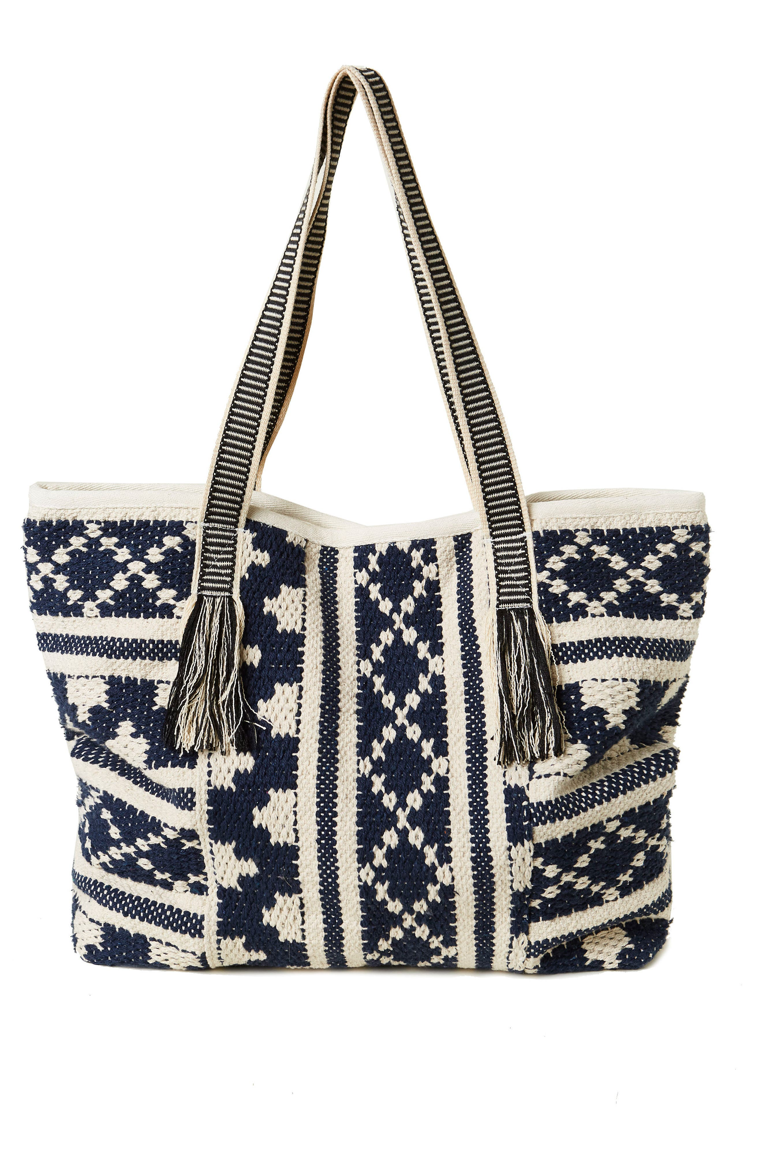 Sojourn Tote,                             Alternate thumbnail 2, color,