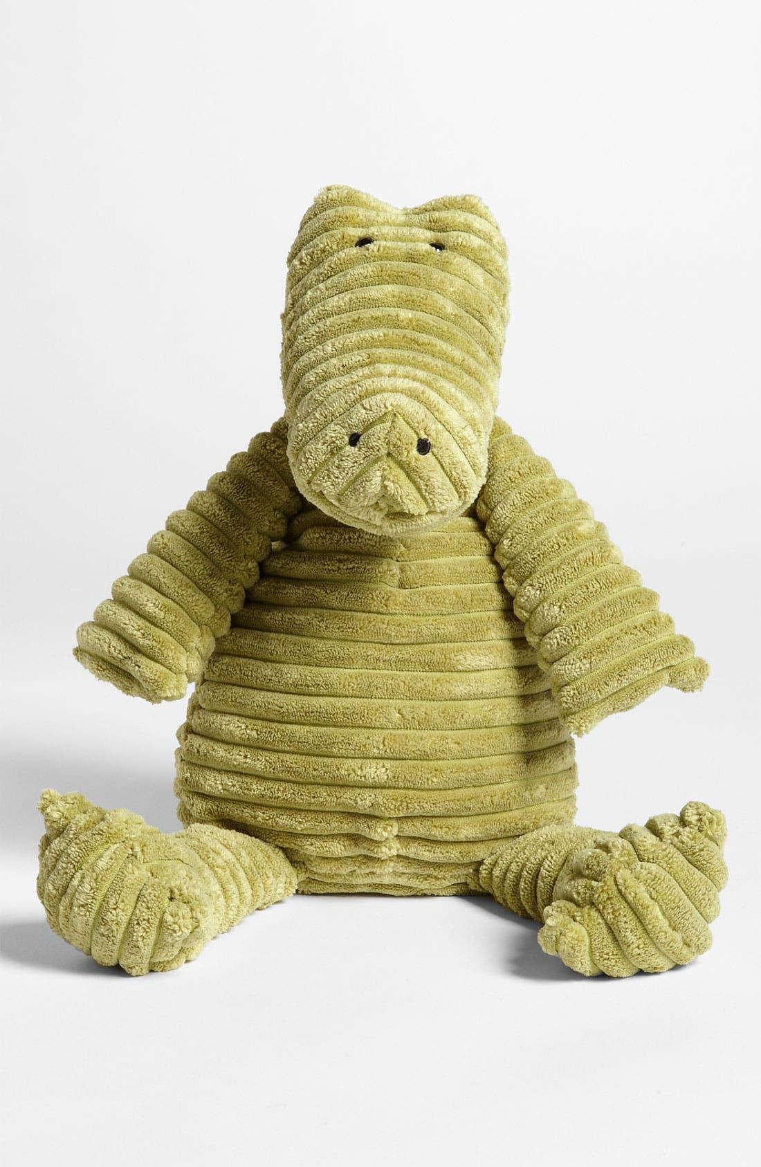 'Cordy Roy Alligator' Stuffed Animal, Main, color, 300
