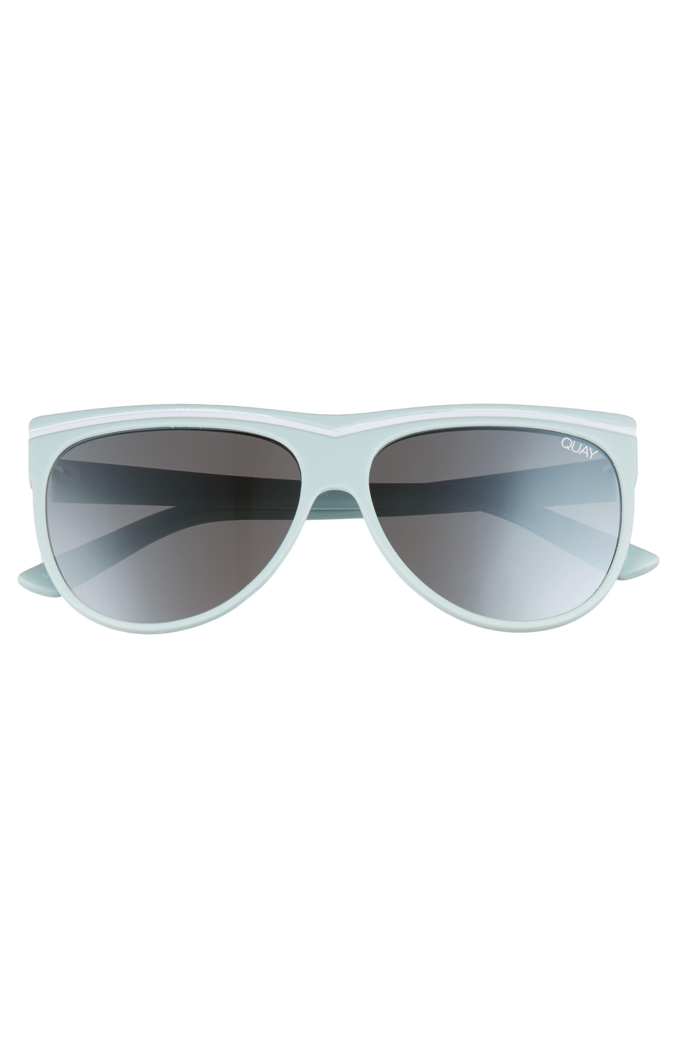 Hollywood Nights 62mm Sunglasses,                             Alternate thumbnail 8, color,