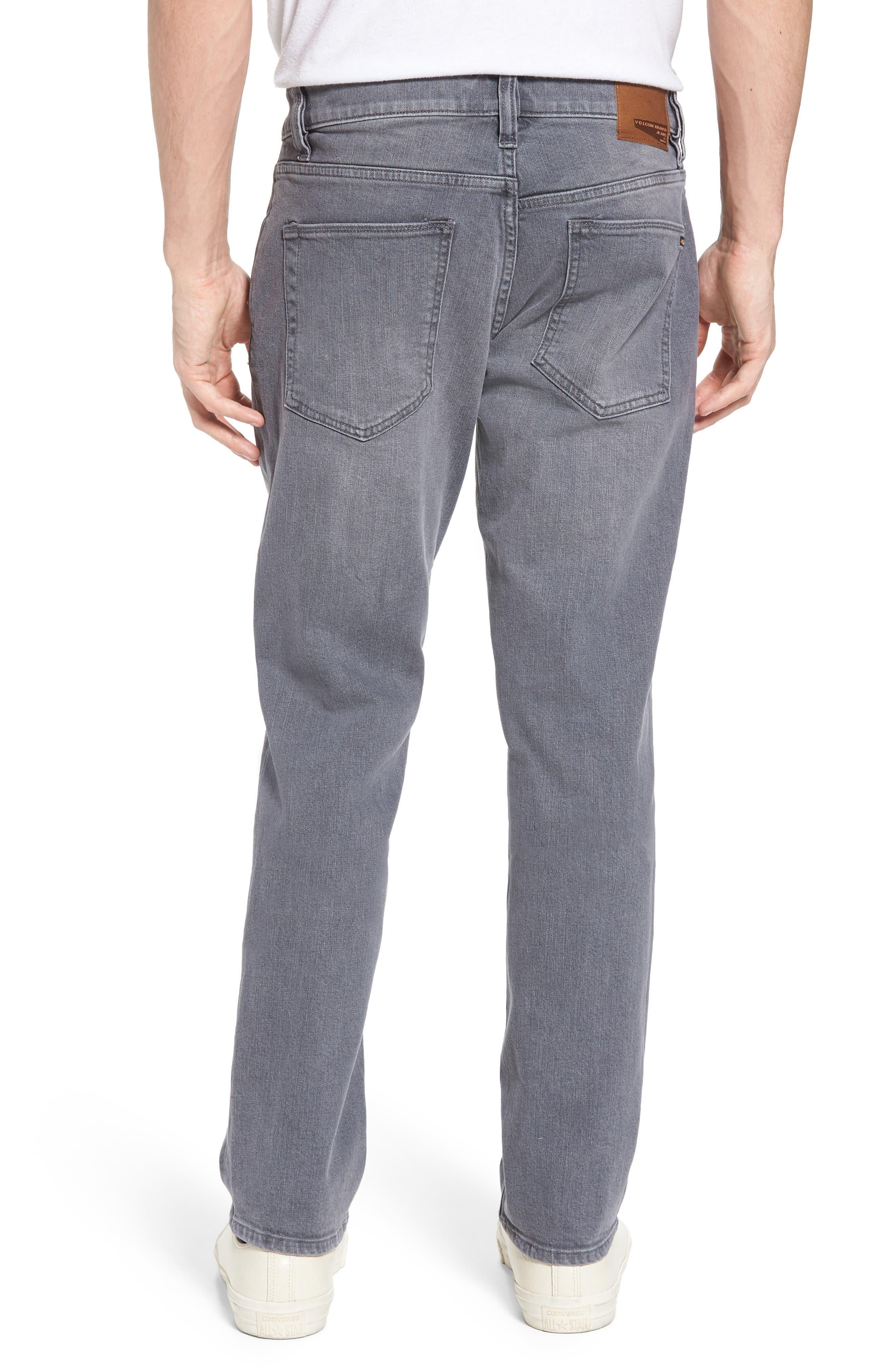'Vorta' Slim Fit Jeans,                             Alternate thumbnail 10, color,