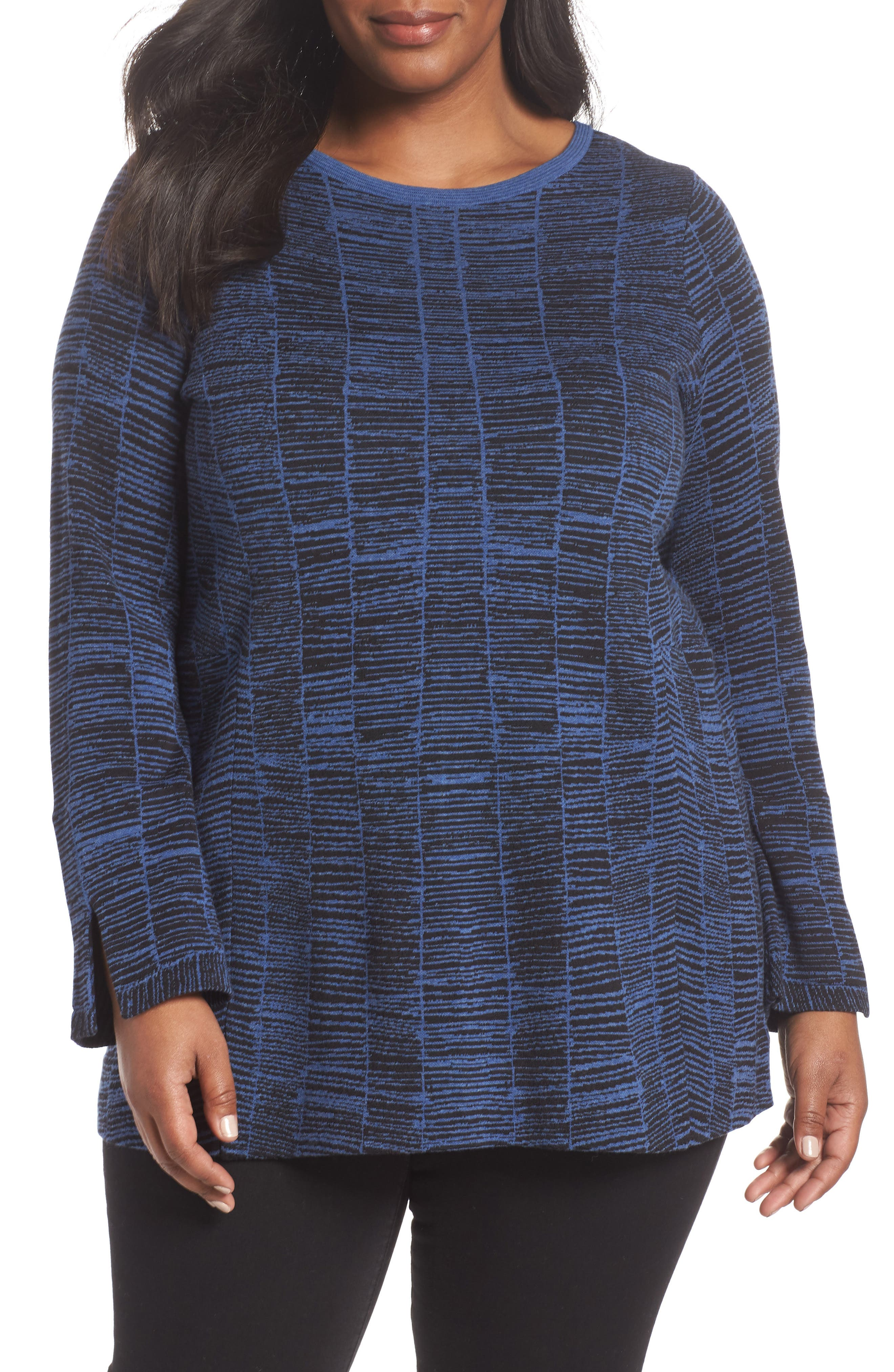 Symmetry Tunic Top,                         Main,                         color, 499