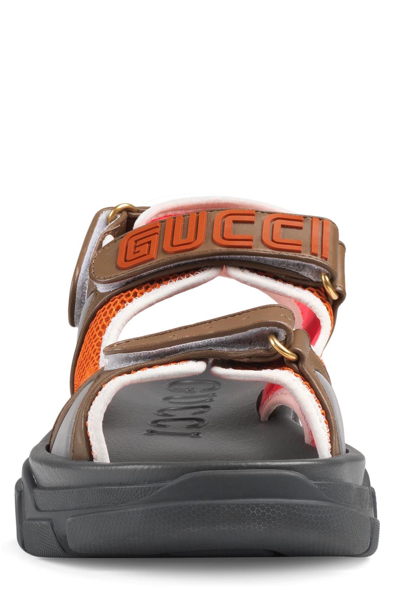 Agru Sport Sandal,                             Alternate thumbnail 3, color,                             BROWN