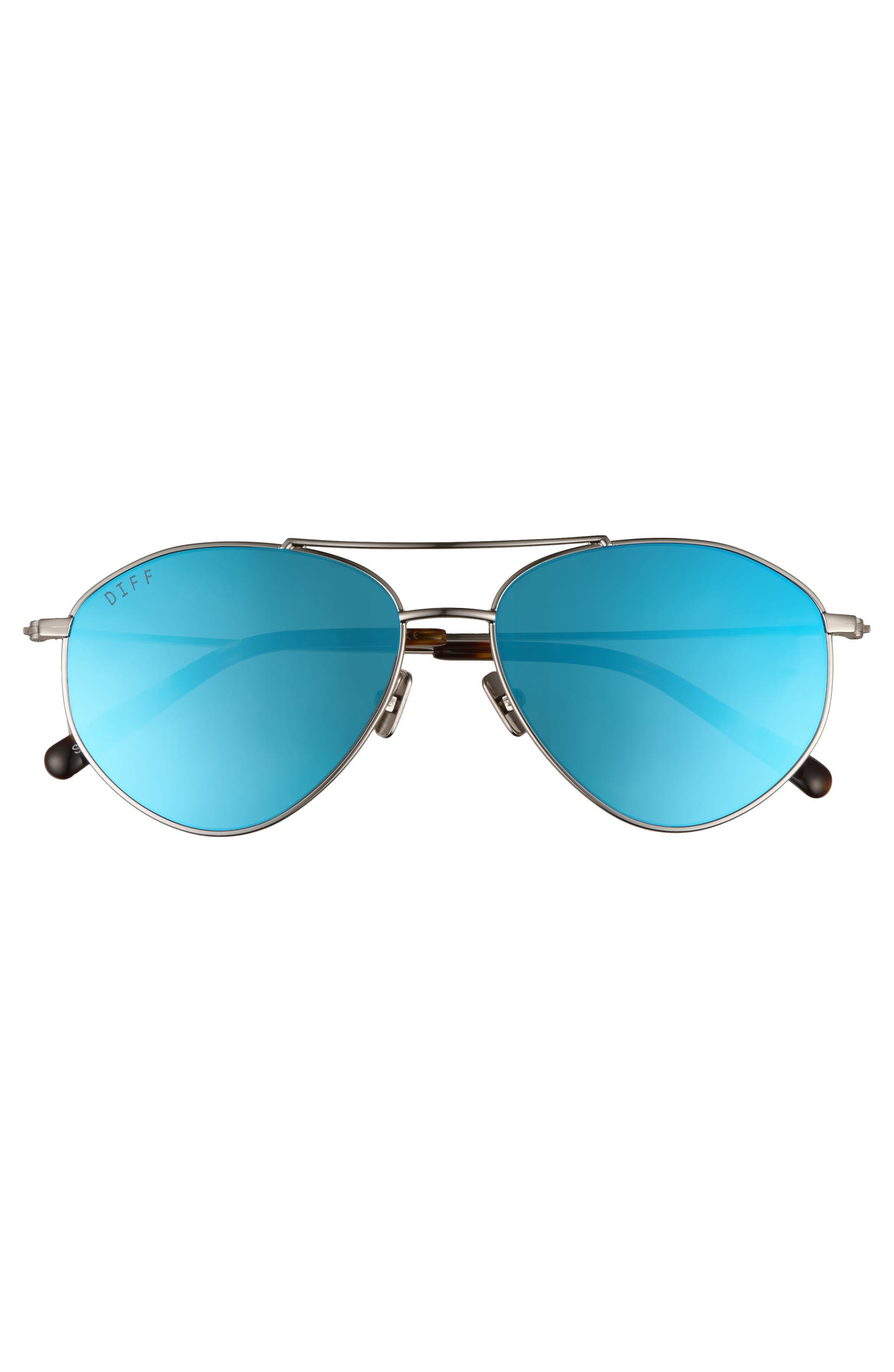 ed8b7c56feb09 DIFF Scout 53mm Aviator Sunglasses