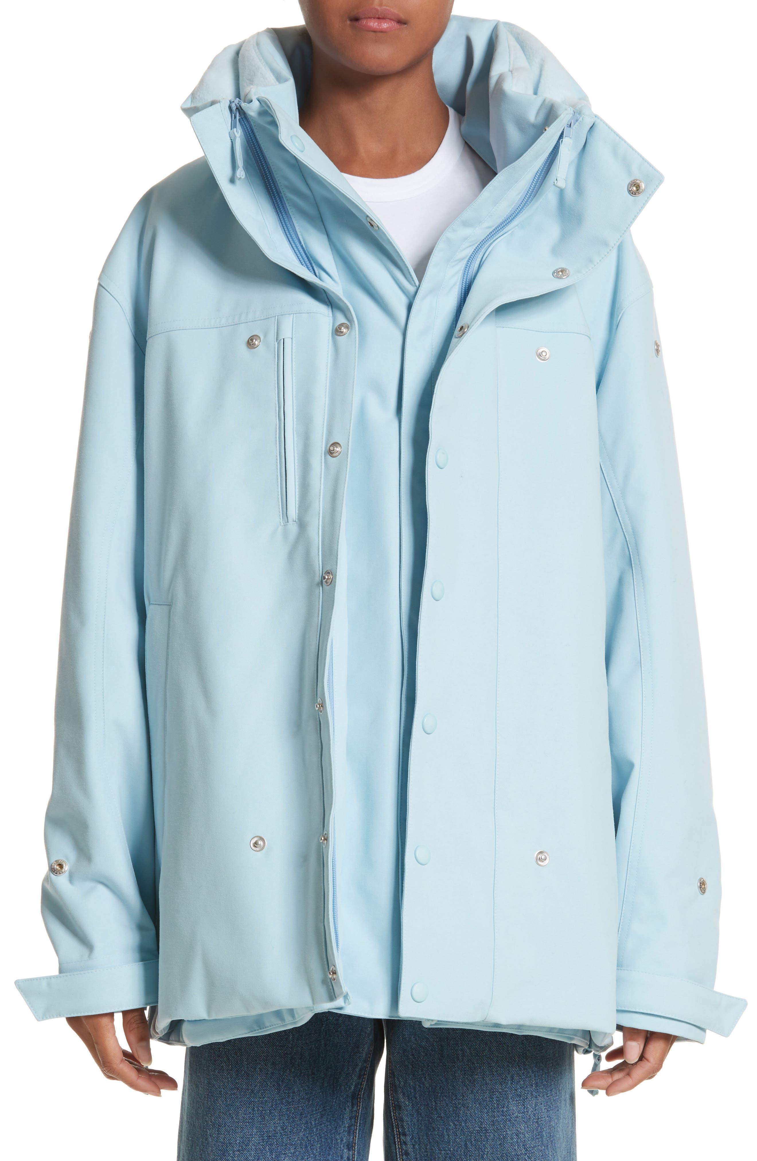 Angela Double Jacket,                             Main thumbnail 1, color,