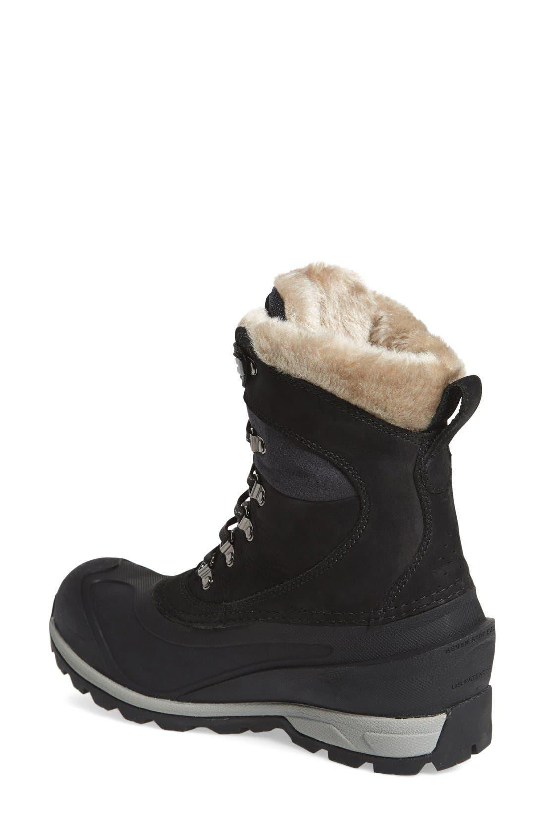 'Chilkat 400' Waterproof PrimaLoft<sup>®</sup> Insulated Boot,                             Alternate thumbnail 4, color,