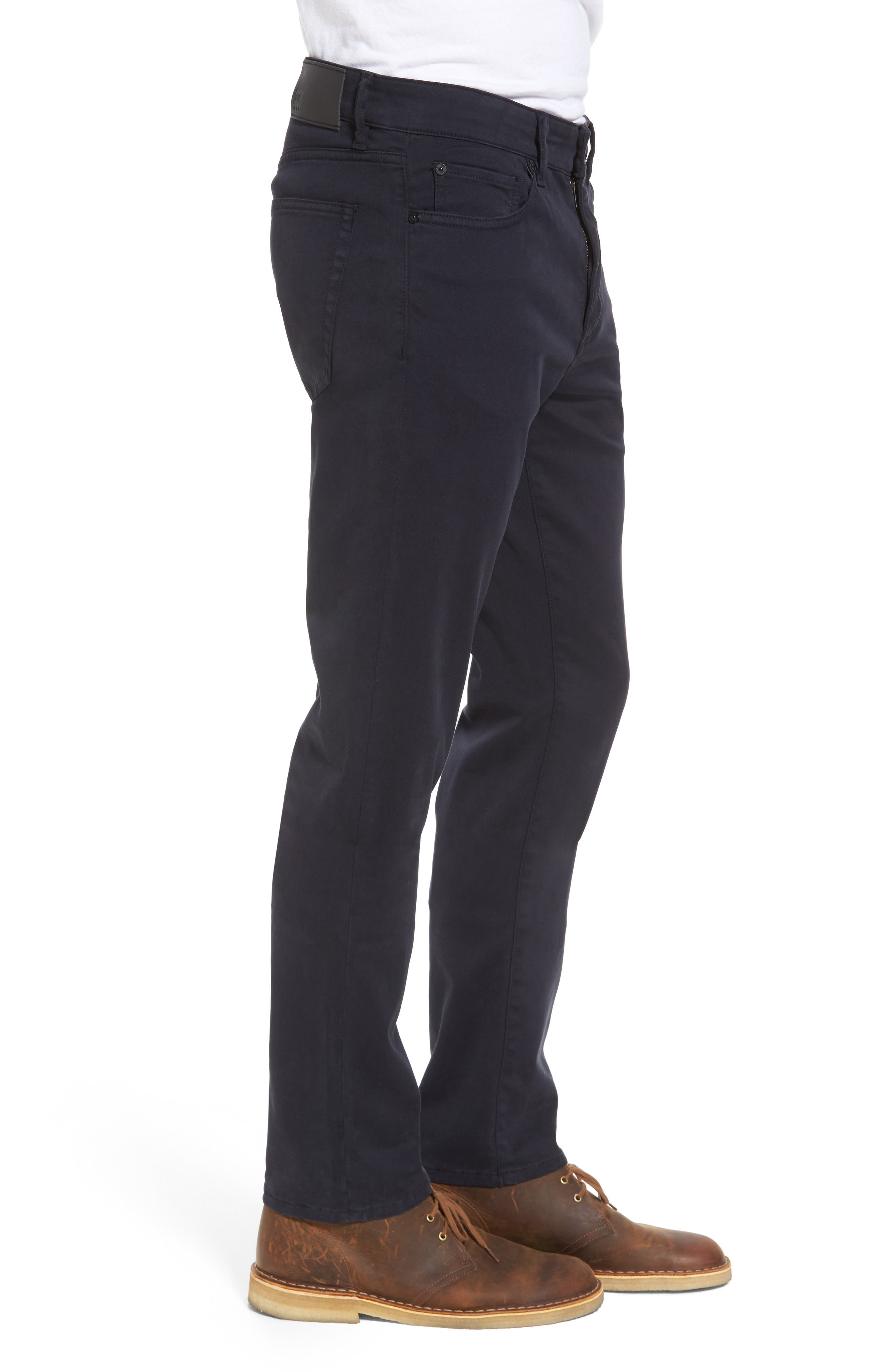 Russell Slim Fit Sateen Twill Pants,                             Alternate thumbnail 31, color,