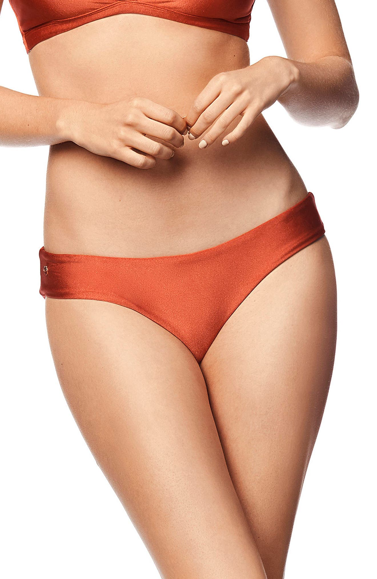 Maaji Shimmering Sublime Reversible Bikini Bottoms