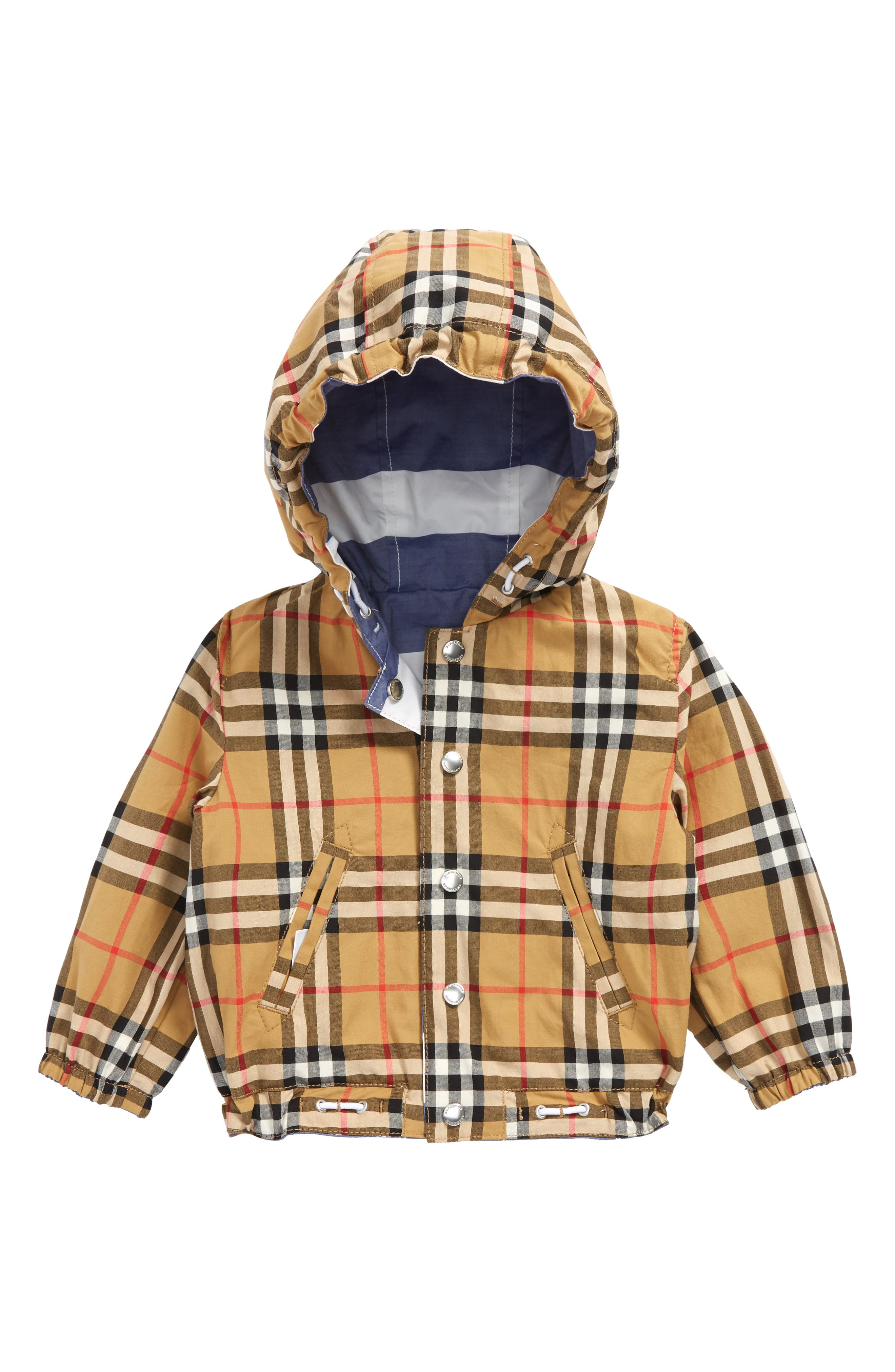 Mayer Reversible Hooded Jacket,                             Alternate thumbnail 2, color,                             410