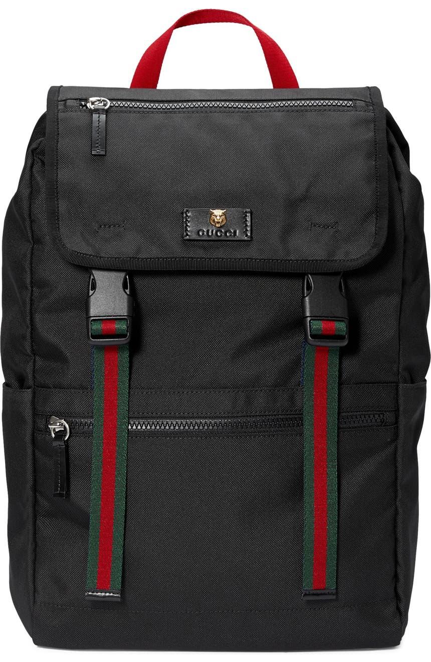4883f6eb6bc0 Gucci Backpack