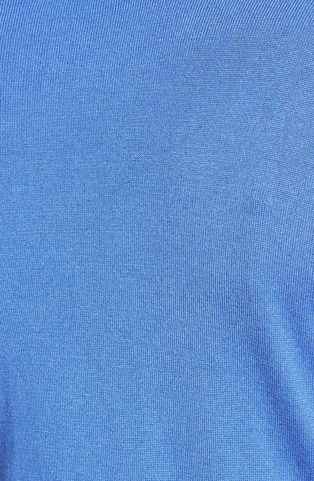 Three Quarter Sleeve Cardigan,                             Alternate thumbnail 249, color,