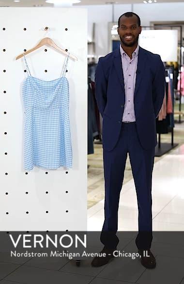 Preston Floral Mini Dress, sales video thumbnail