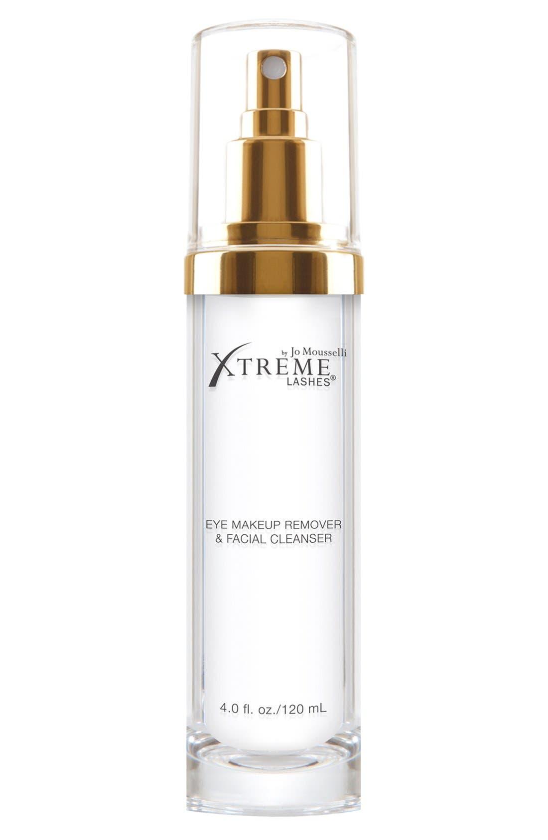 Eye Makeup Remover & Facial Cleanser,                             Alternate thumbnail 2, color,