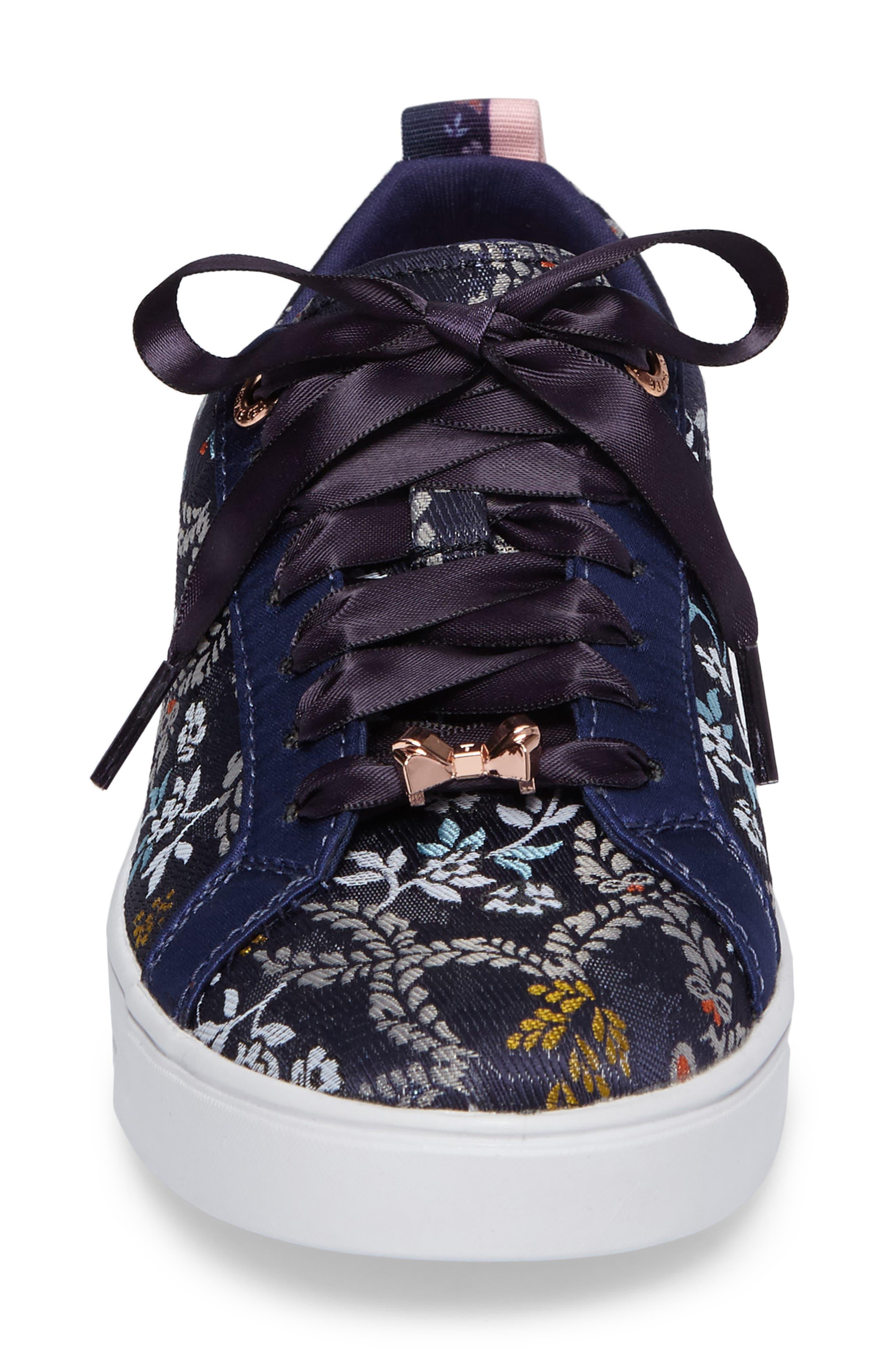 Sorcey Platform Sneaker,                             Alternate thumbnail 4, color,                             409