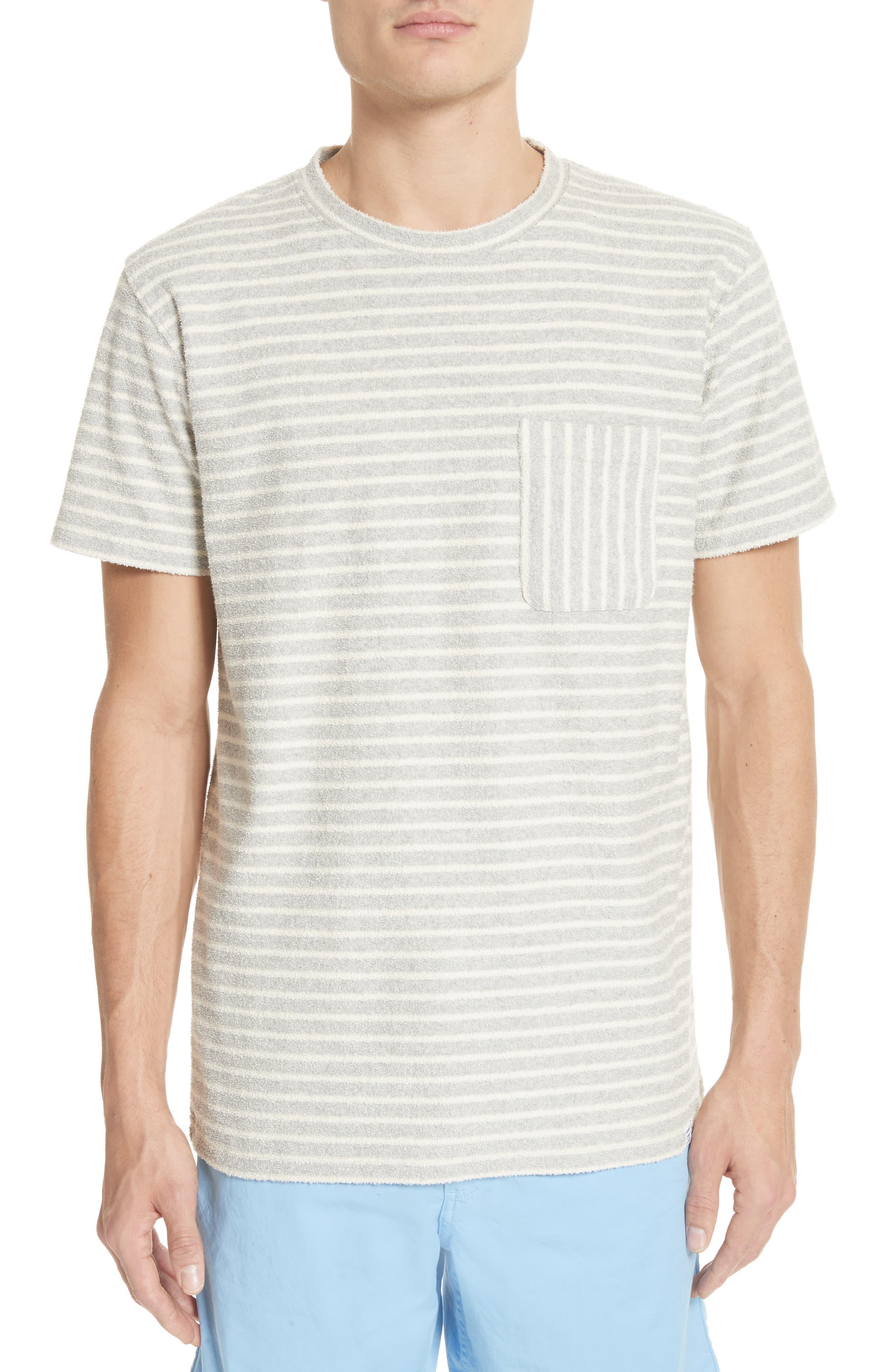 Niels Stripe Pocket T-Shirt,                             Main thumbnail 1, color,                             050