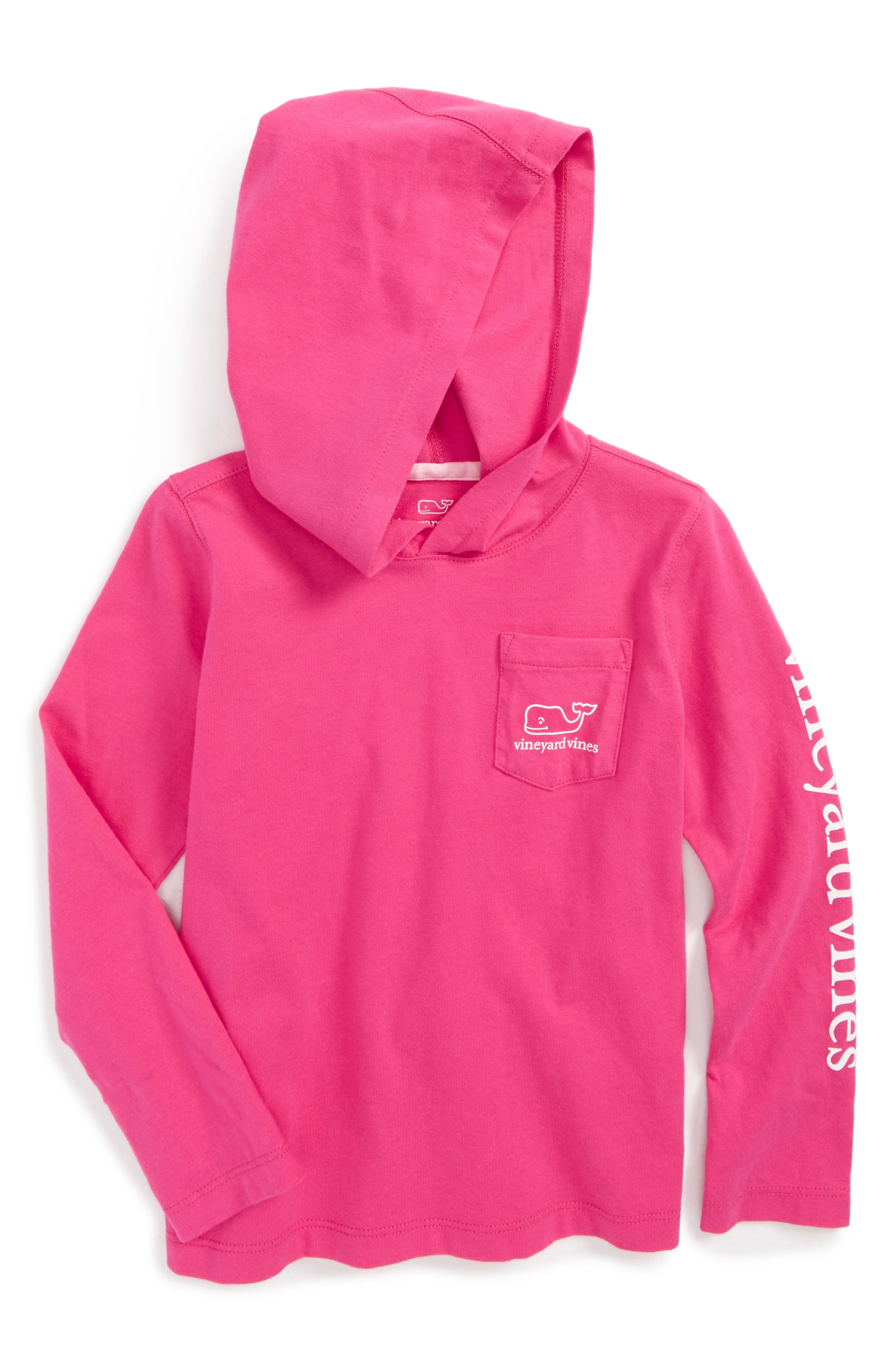 Whale Hooded Tee,                         Main,                         color, 658