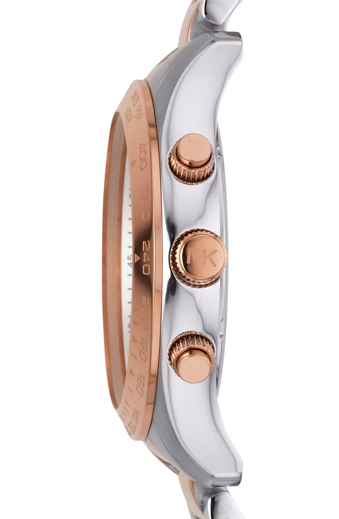 Bradshaw Chronograph Bracelet Watch, 43mm,                             Alternate thumbnail 45, color,