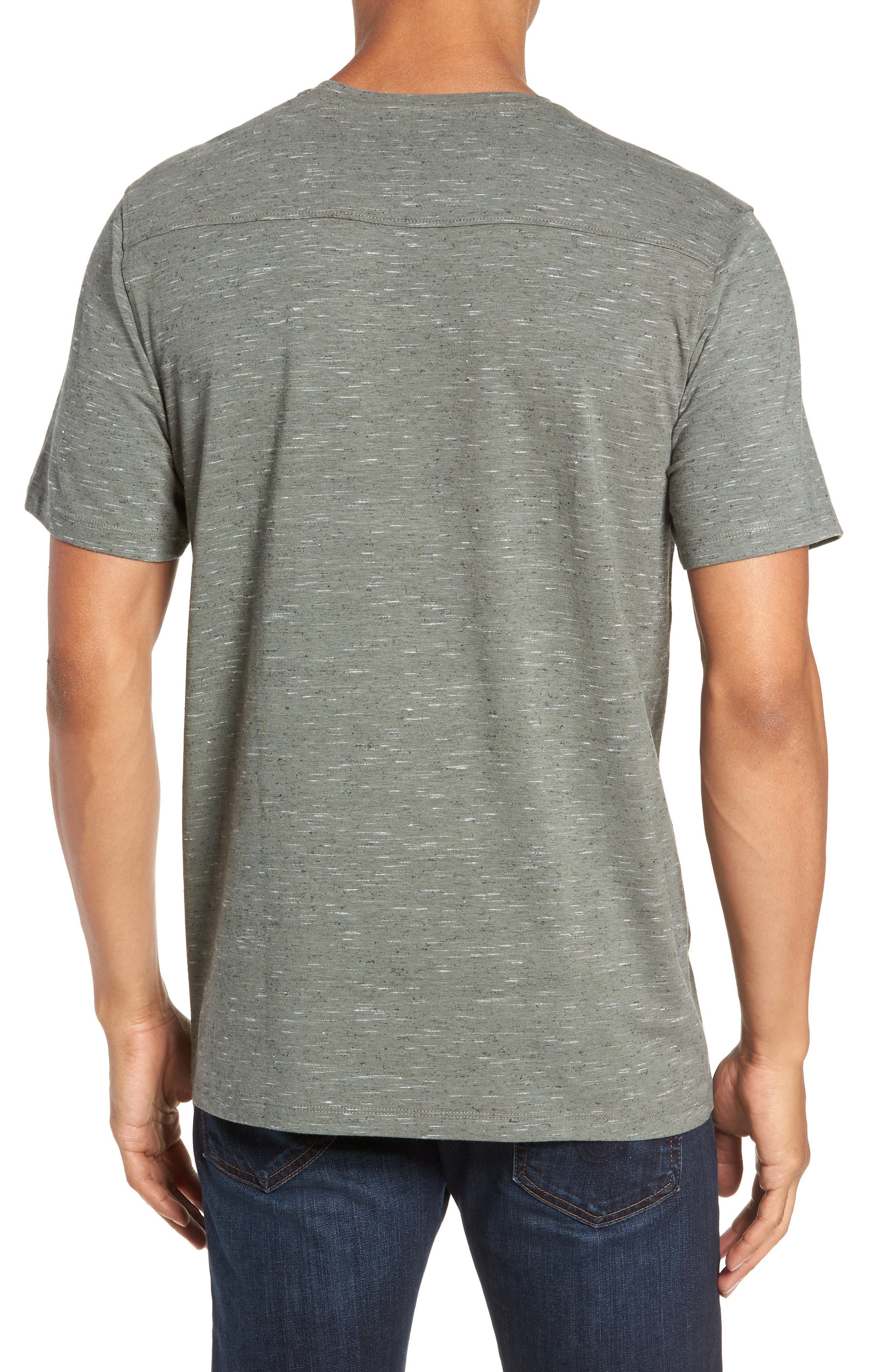 Neppy Crewneck T-Shirt,                             Alternate thumbnail 2, color,                             GREY LUNAR NEP
