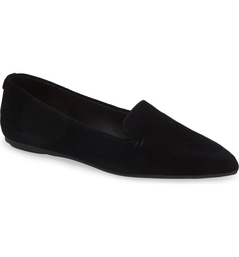 Find for Taryn Rose Faye Pointy Toe Loafer (Women) Best Price