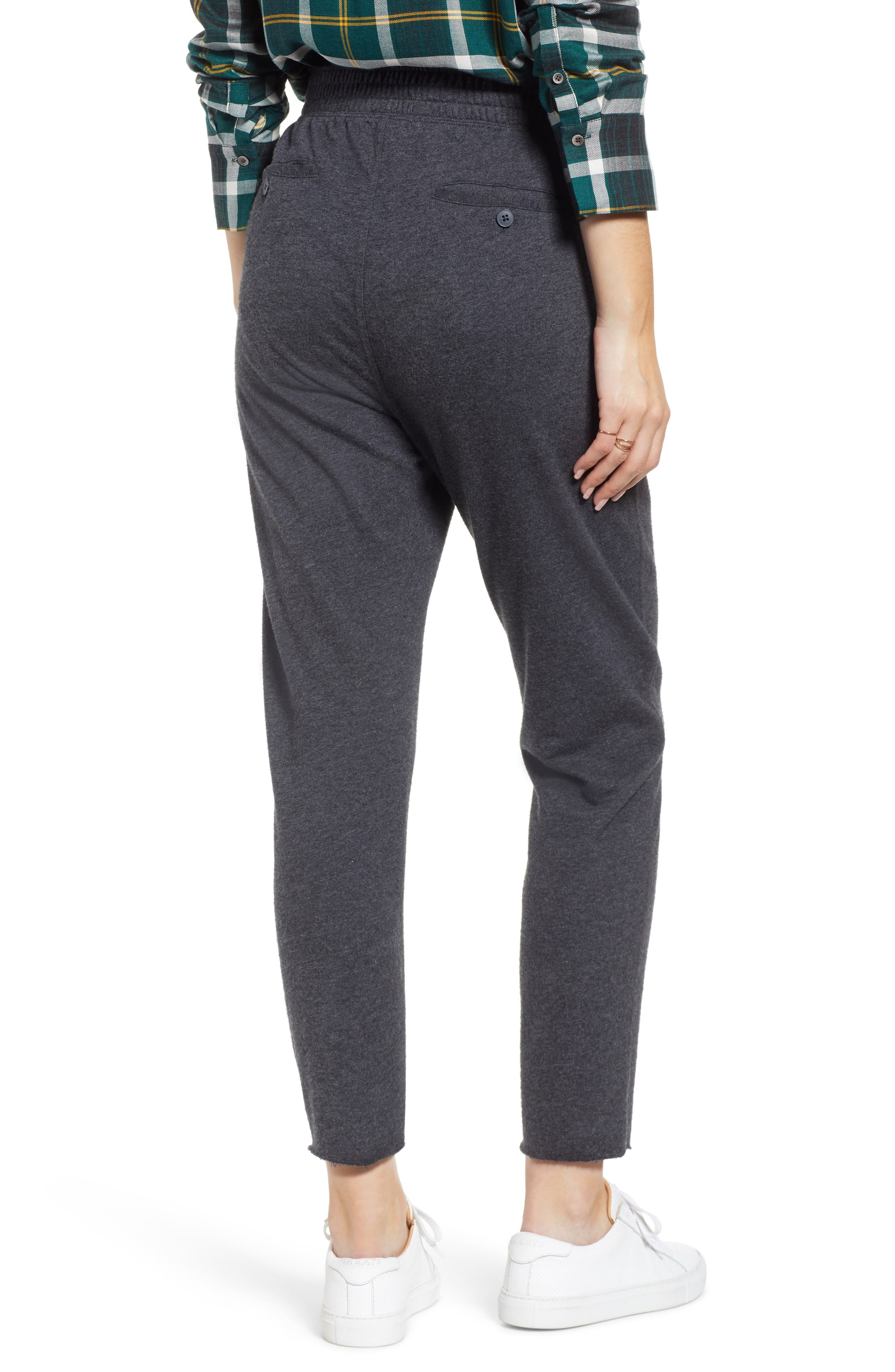 Jogger Pants,                             Alternate thumbnail 2, color,                             GREY DARK CHARCOAL HEATHER