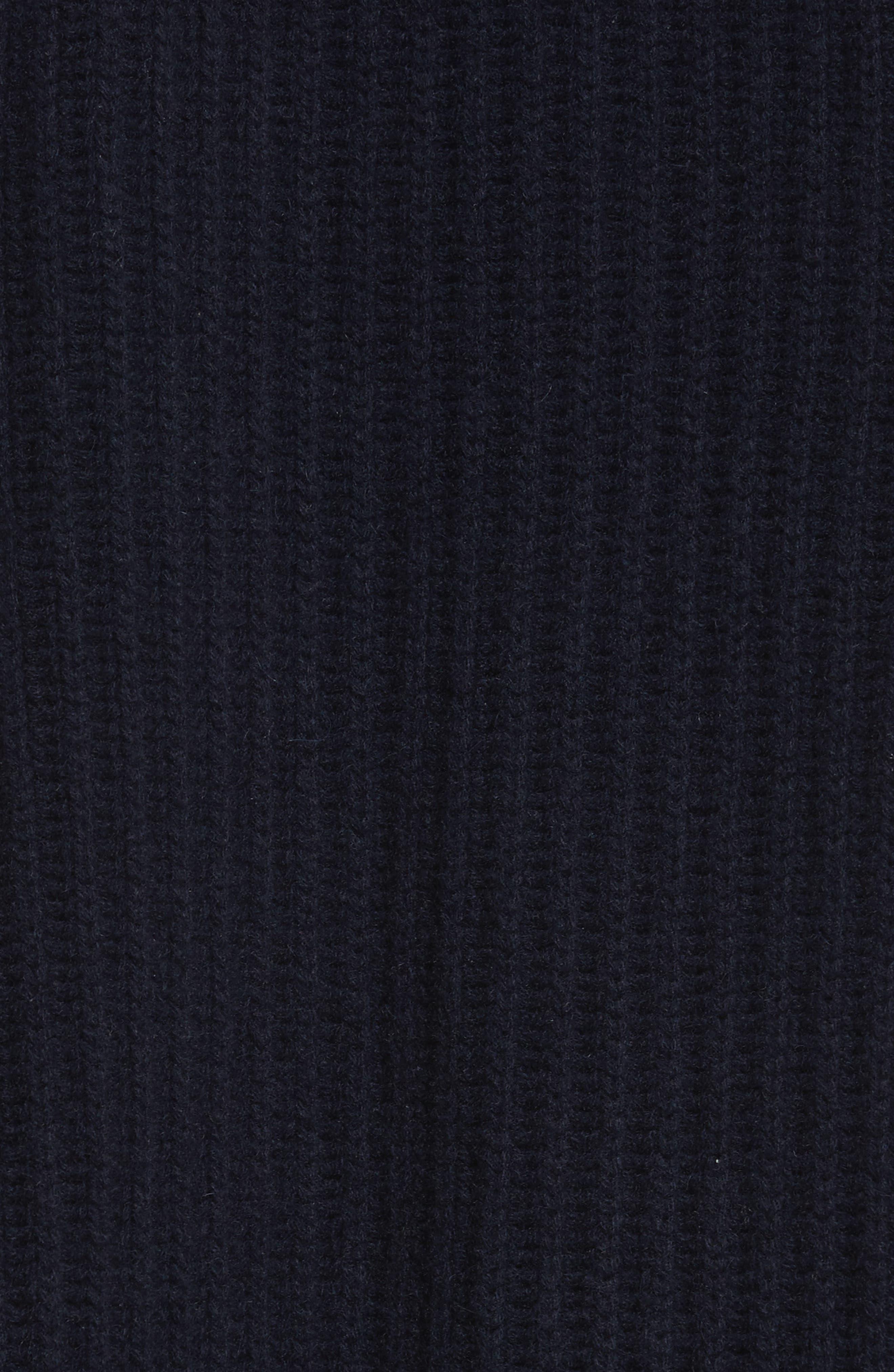 Rib Knit Wool Blend Cardigan,                             Alternate thumbnail 10, color,