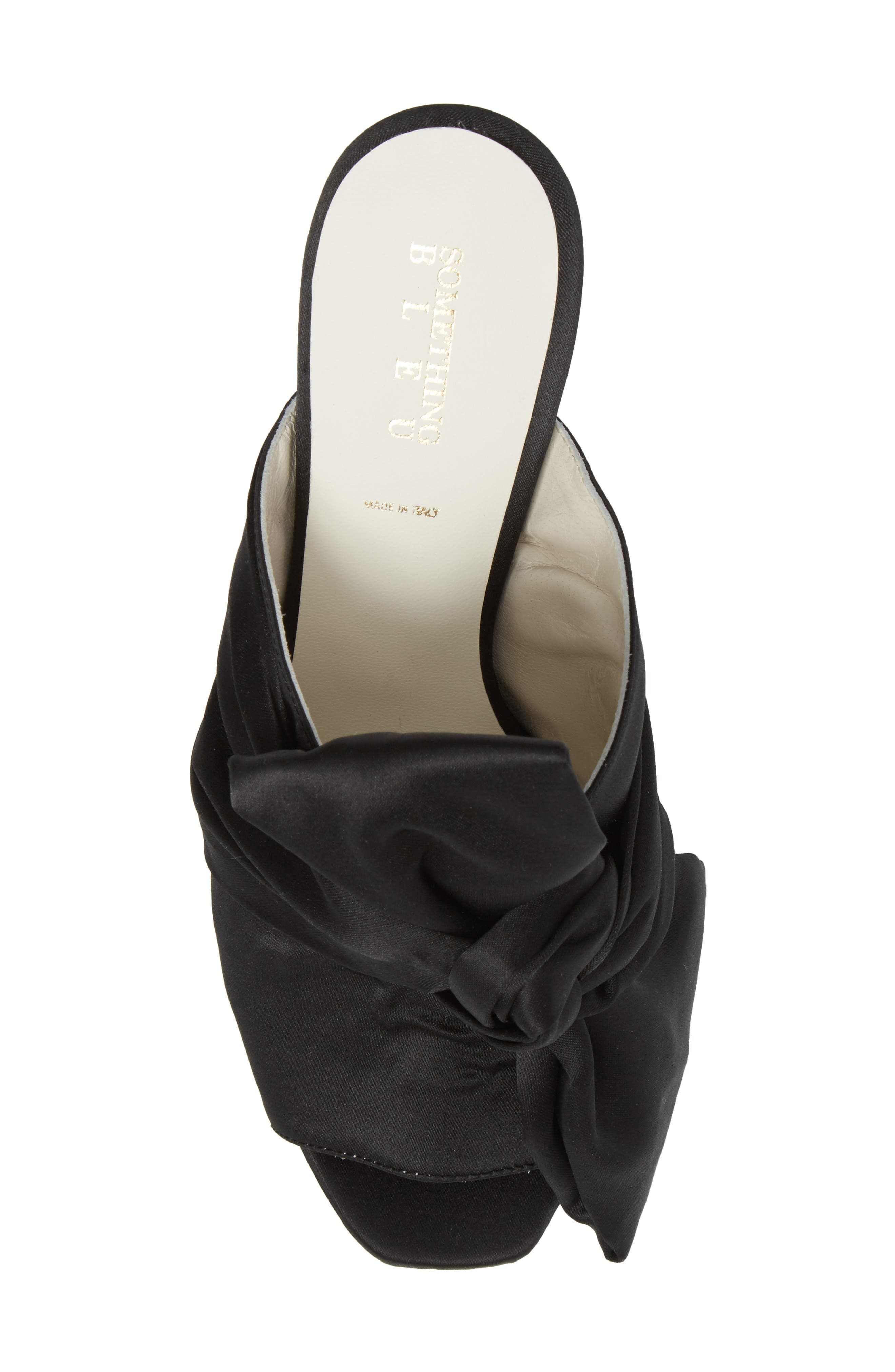 Elisa Knotted Bow Mule,                             Alternate thumbnail 13, color,